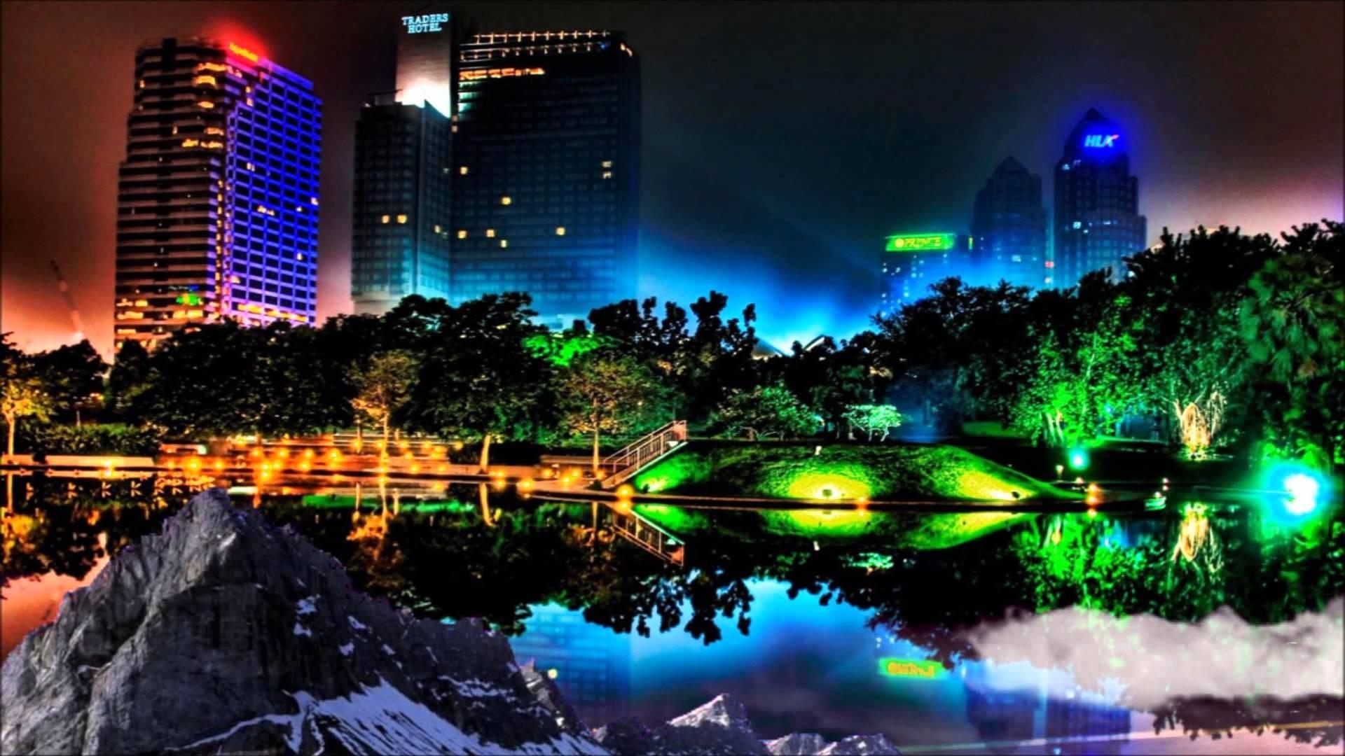 Light Effect Hd Wallpaper Background Images: City Lights Background ·① WallpaperTag