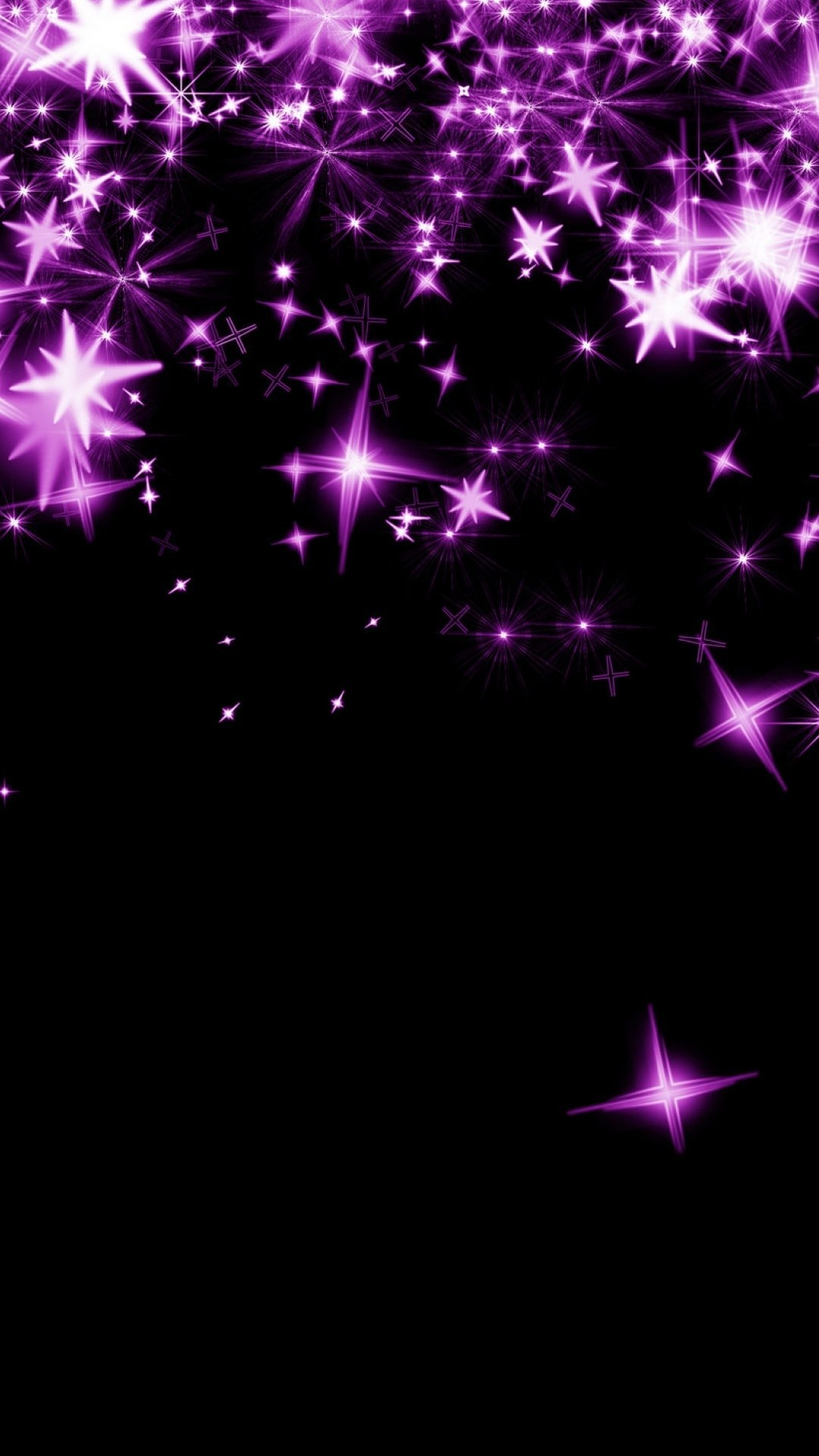 pink stars wallpapers for mobile 183��