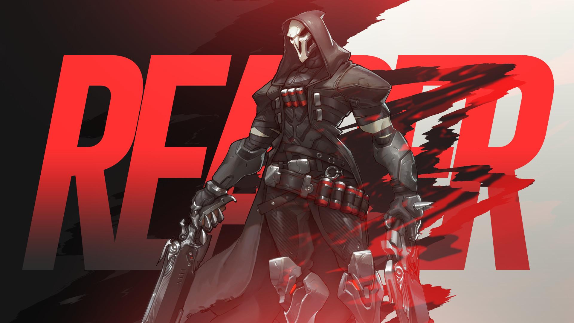 Reaper Overwatch Wallpapers ·① WallpaperTag