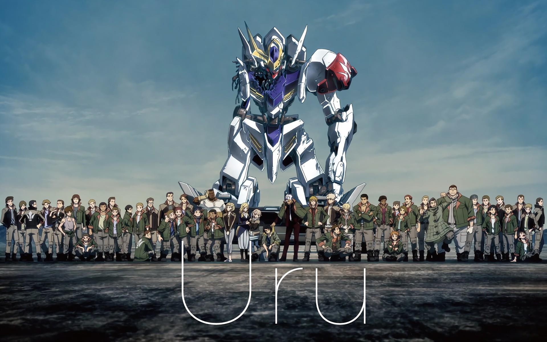 Hd Gundam Themes: Gundam Barbatos Wallpaper ·① Download Free Cool Full HD