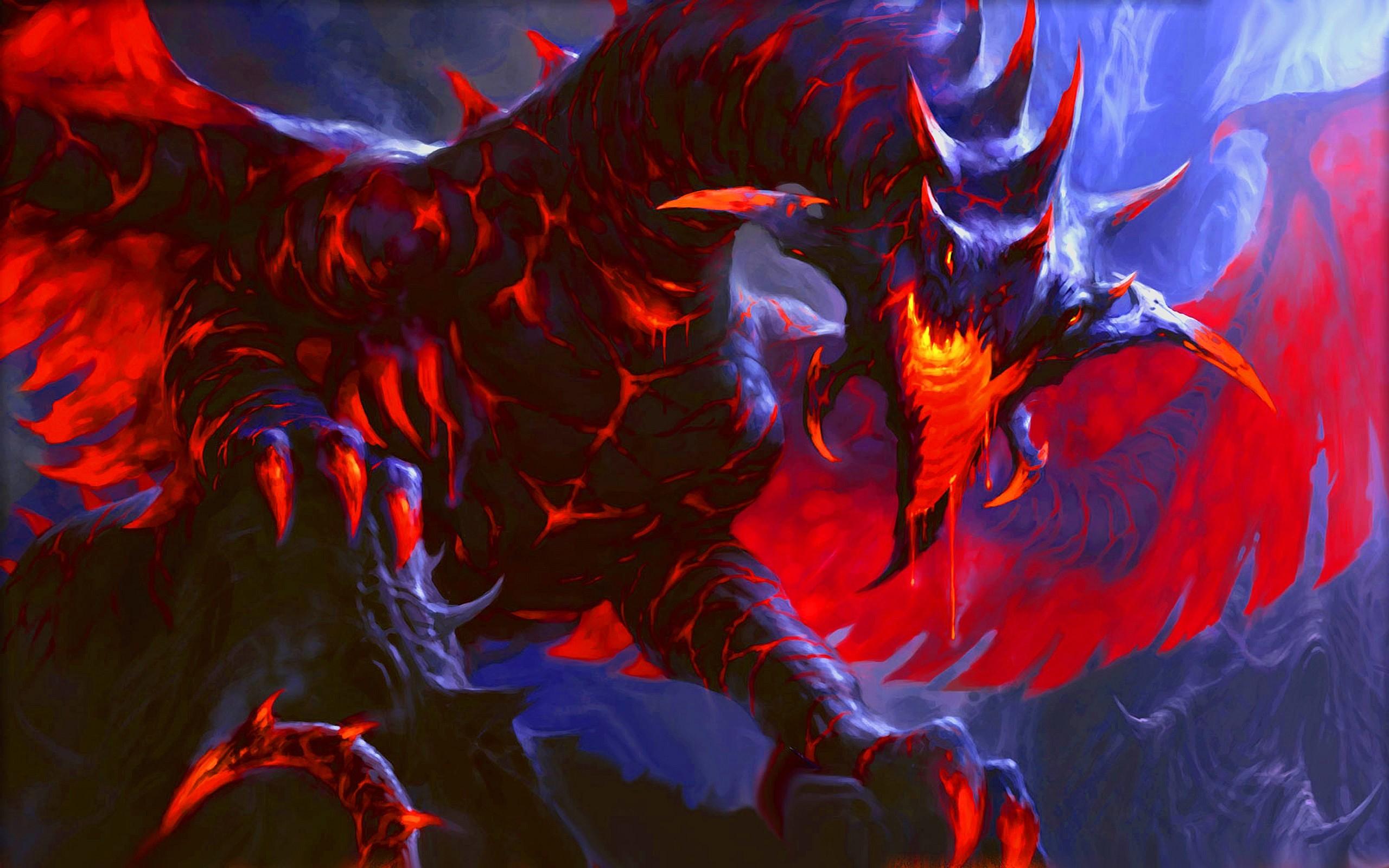 Red Dragon Wallpaper ·① WallpaperTag