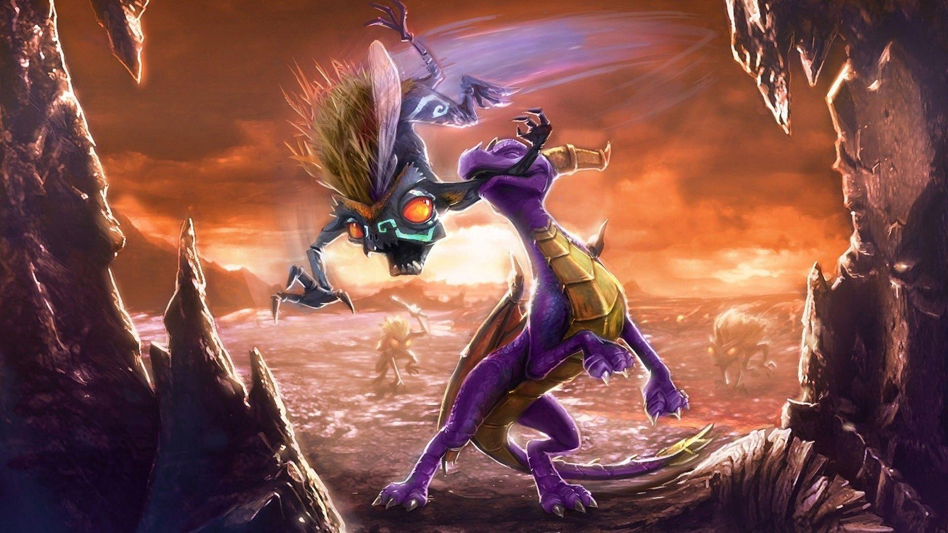 Spyro Wallpapers Wallpapertag