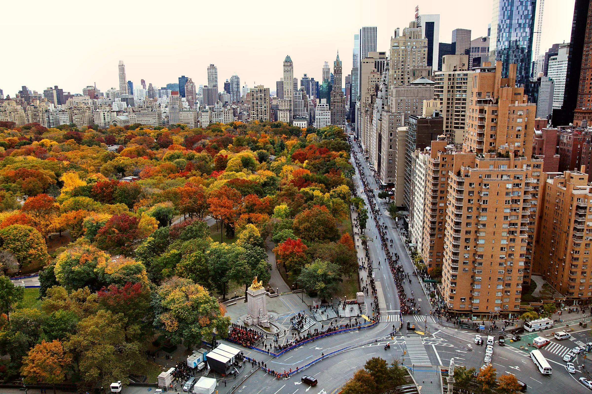 Central Park Background Wallpapertag