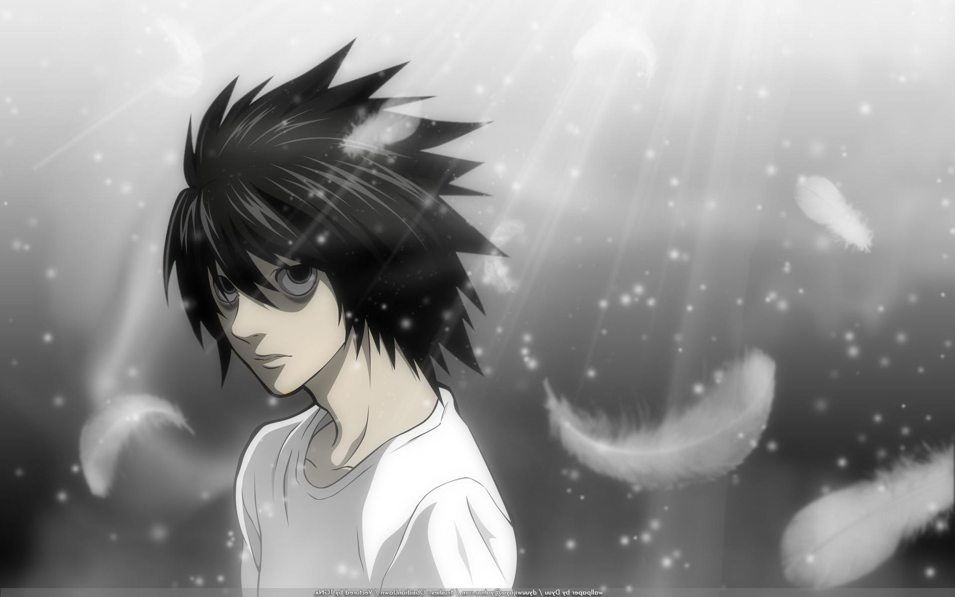 l wallpaper death note 183��