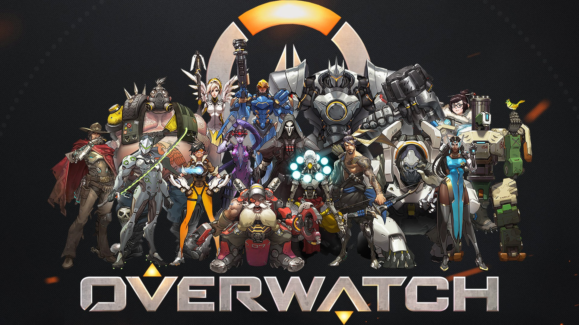 Overwatch Wallpaper 1080p ·① Download Free Cool High