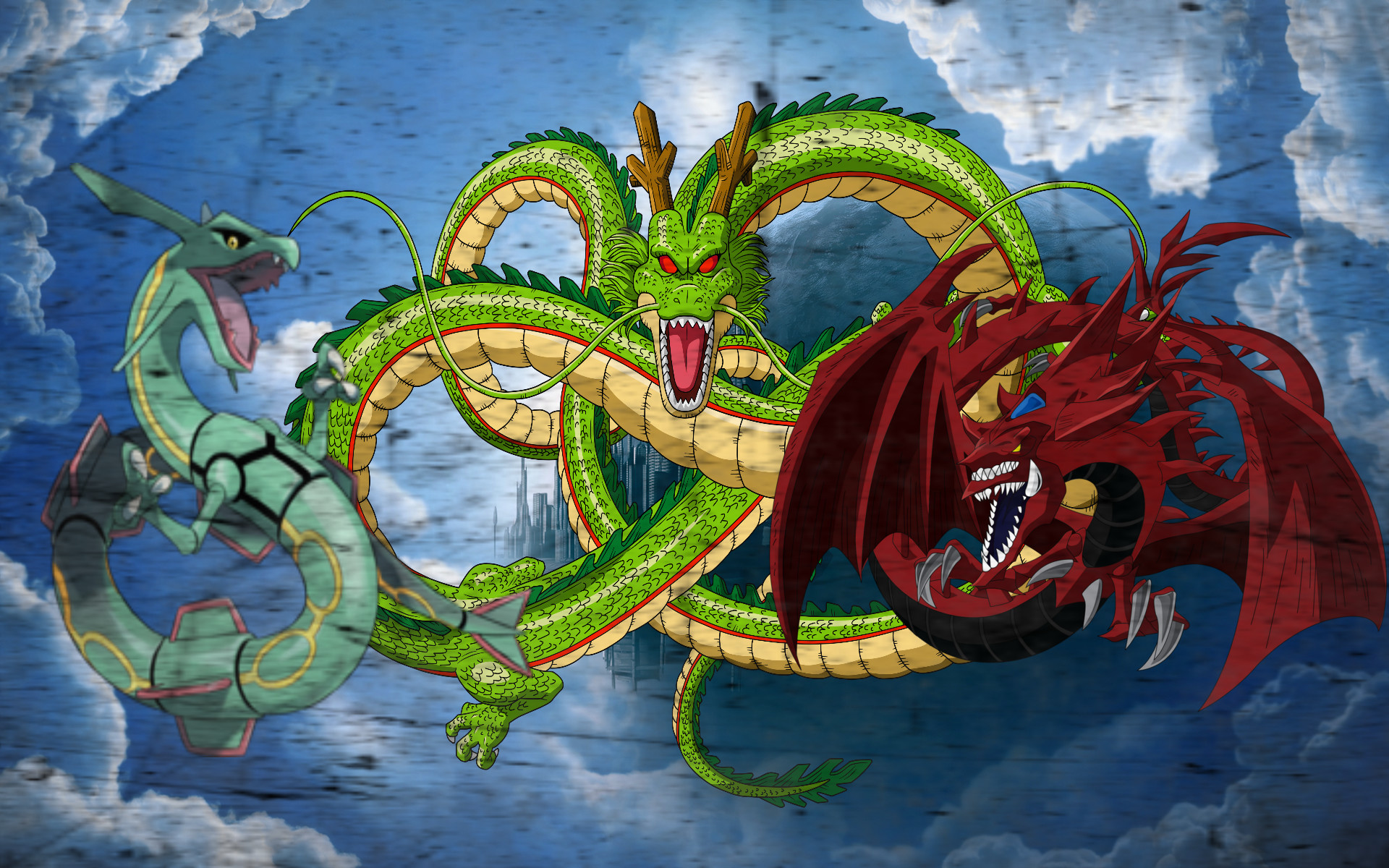 Yugioh Slifer The Sky Dragon Wallpaper 183 ① Wallpapertag