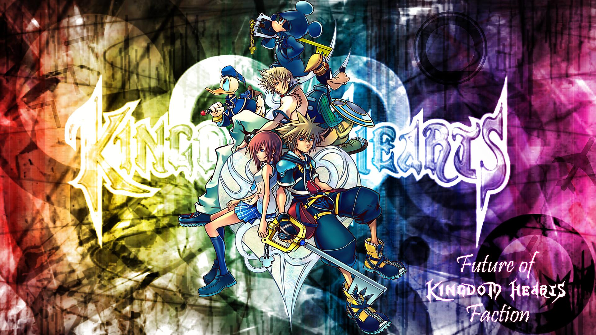 Kingdom Hearts Final Mix Wallpaper Wallpapertag