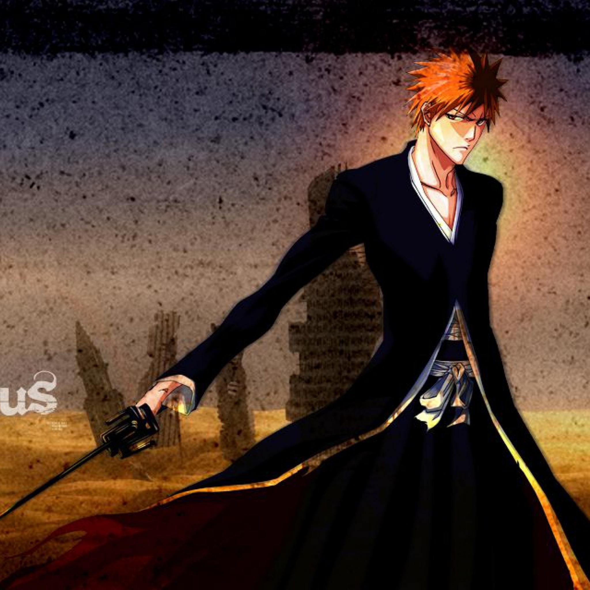 Ichigo Kurosaki New Bankai Form Wallpaper Bleach Ichig...
