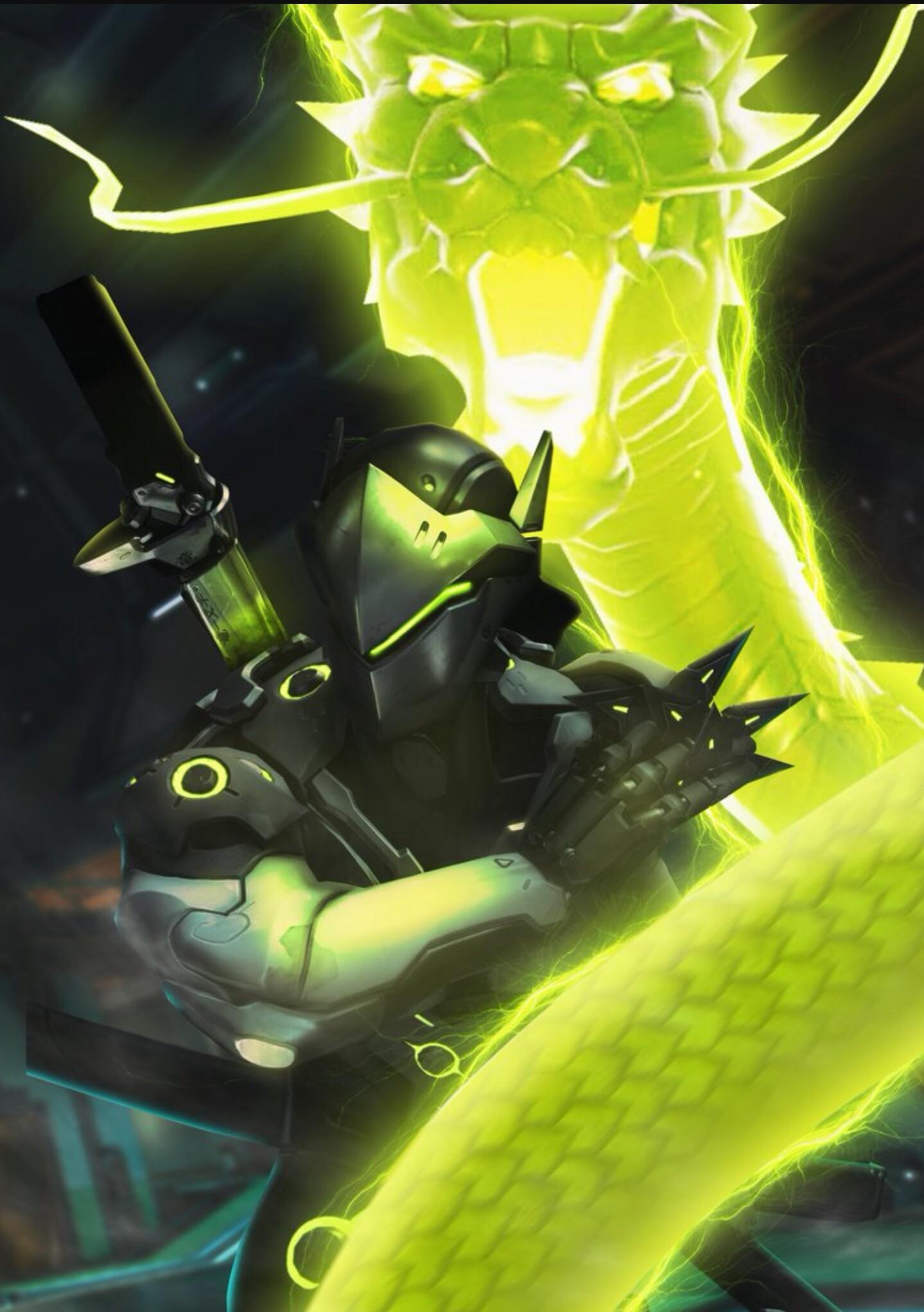 Genji Overwatch Wallpaper 183 ① Download Free Beautiful Full