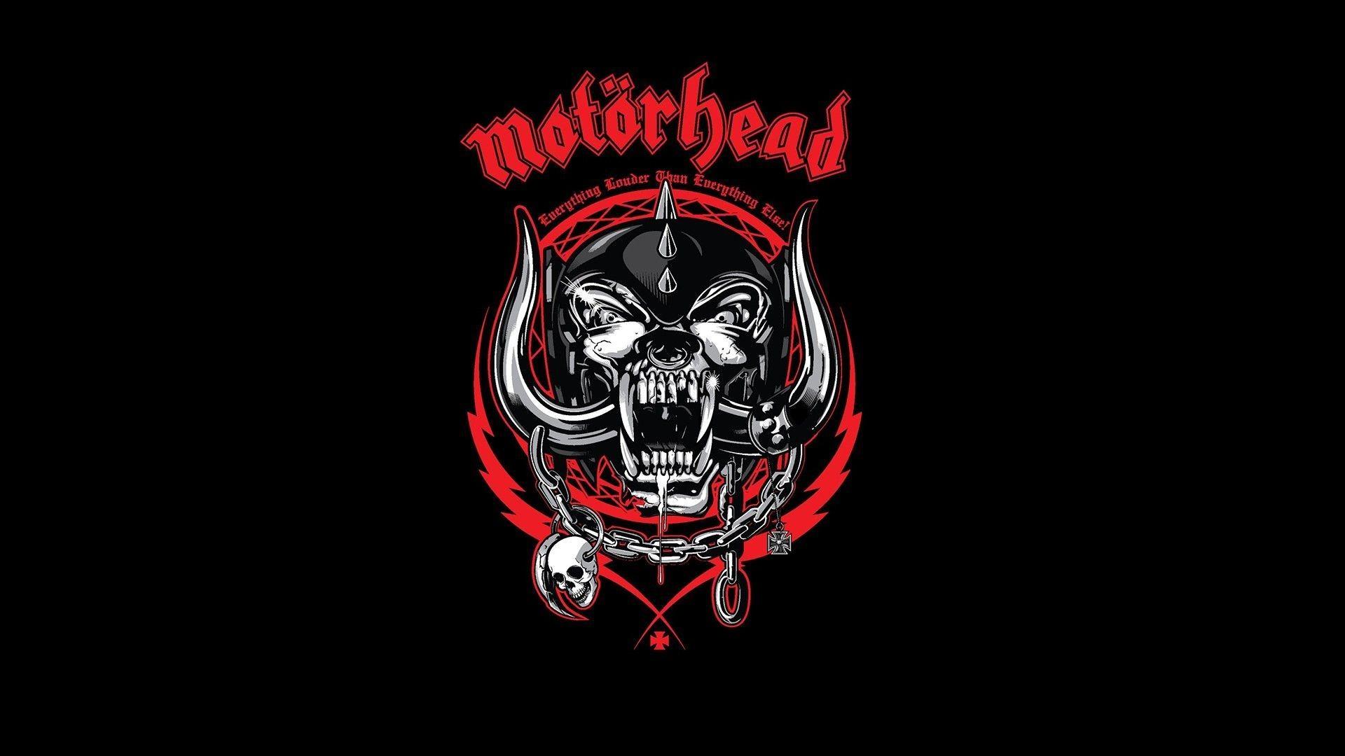 Lemmy Kilmister Rock Music Motorhead Wallpaper Hd: Band Logos Wallpaper HD ·①