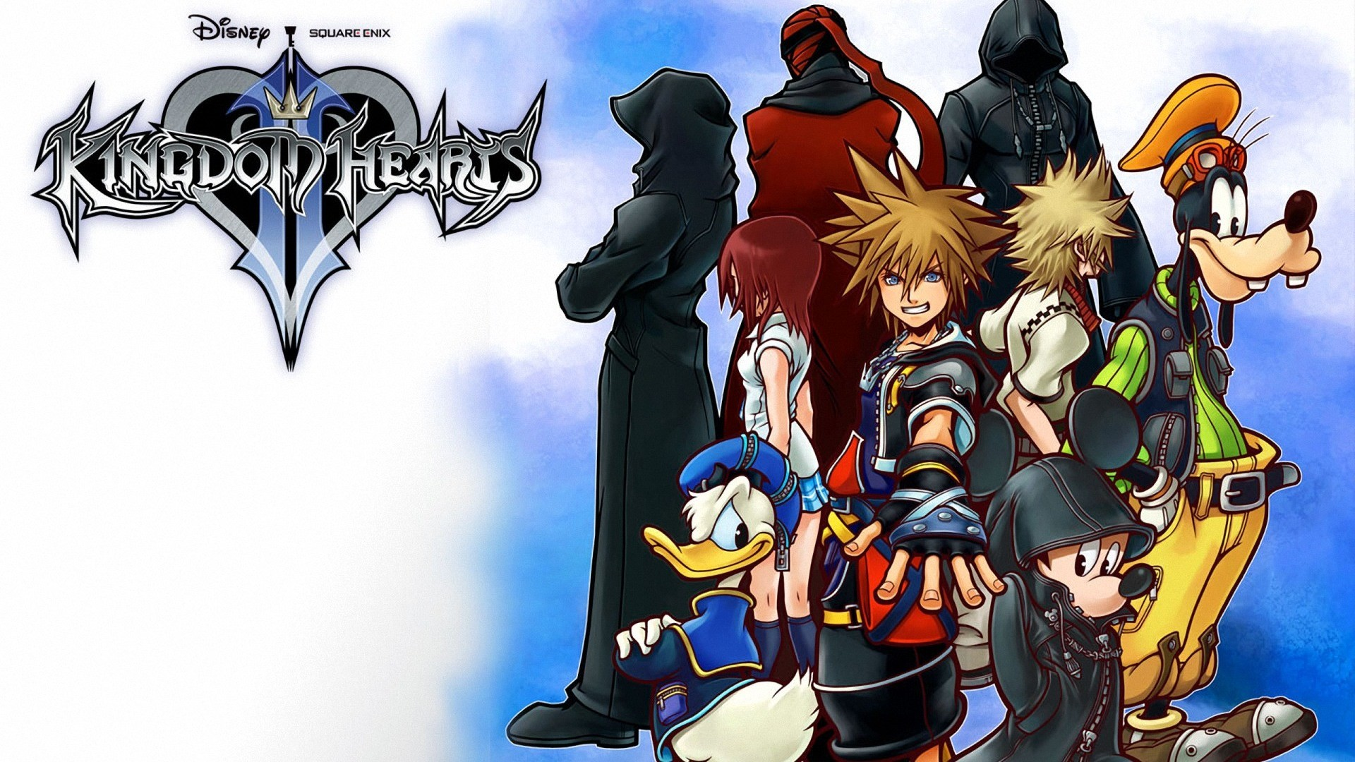 Kingdom Hearts III Wallpaper by The-Dark-Mamba-995 on