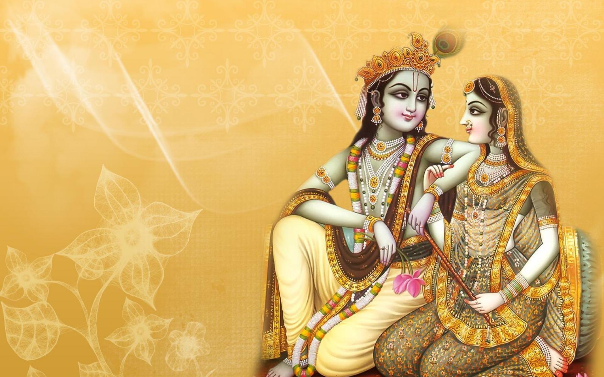 Krishna Wallpapers ①