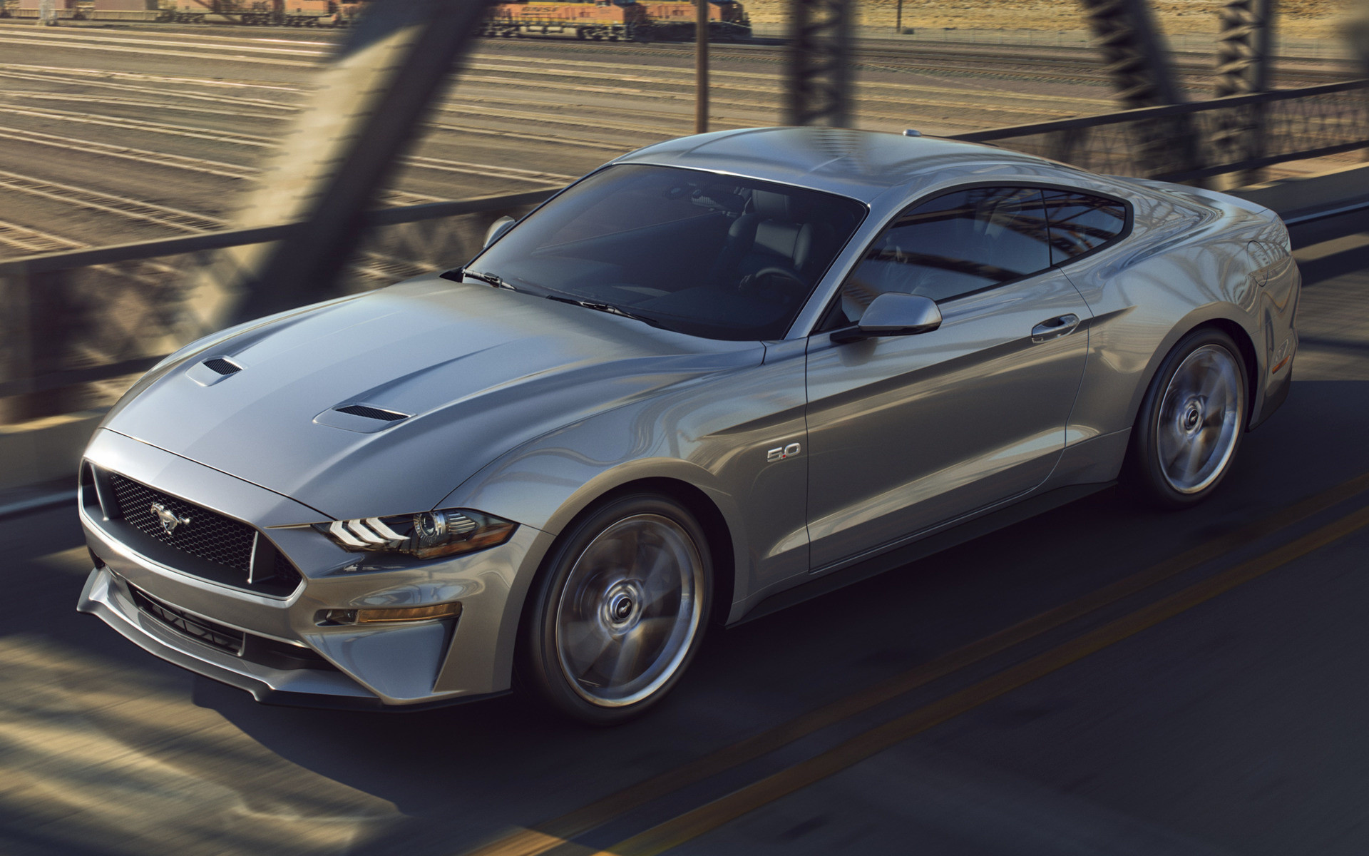 Wallpaper Ford Mustang 2018 Hd Automotive Cars 5863: 2018 Ford Mustang Shelby Wallpaper ·① WallpaperTag