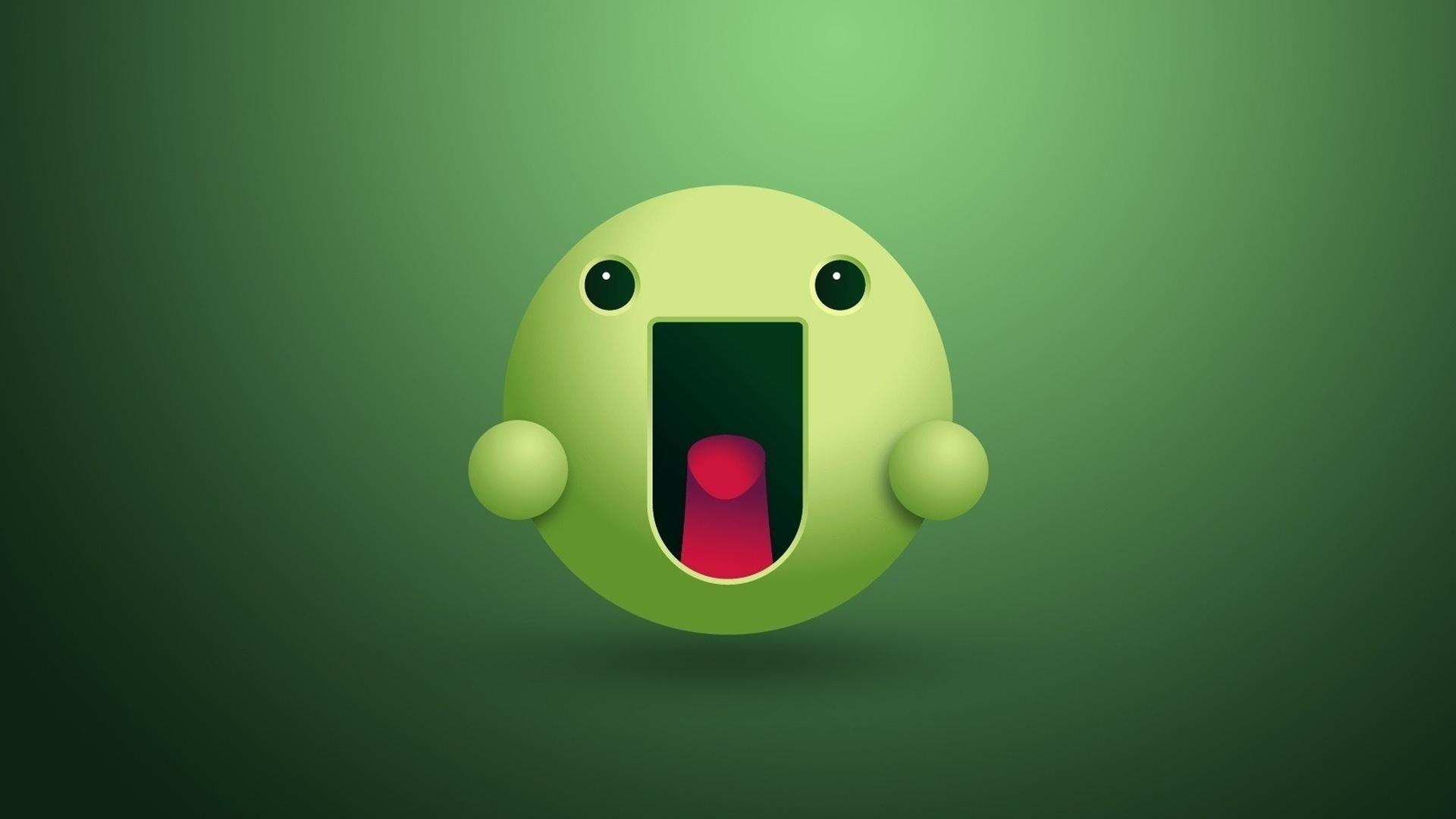 Smiley Face Backgrounds: Smiley Faces Desktop Background ·①