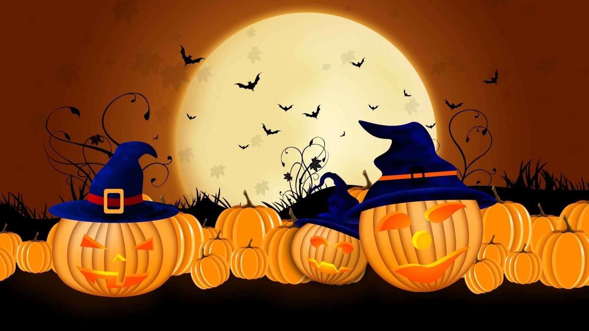 Halloween desktop wallpaper ·① Download free awesome full ...