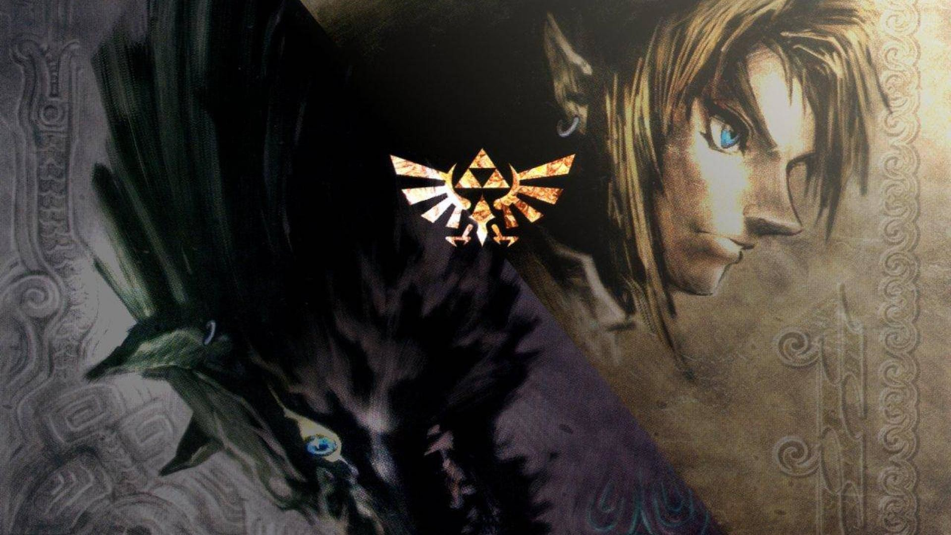 Legend Of Zelda Twilight Princess Hd Wallpaper