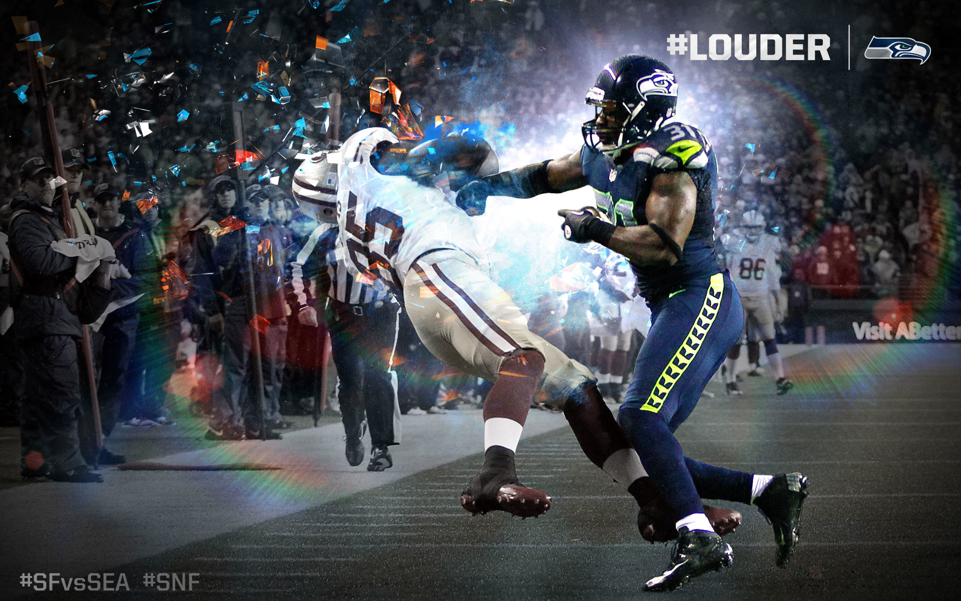Kam Chancellor Wallpapers: Cool NFL Football Wallpapers ·① WallpaperTag