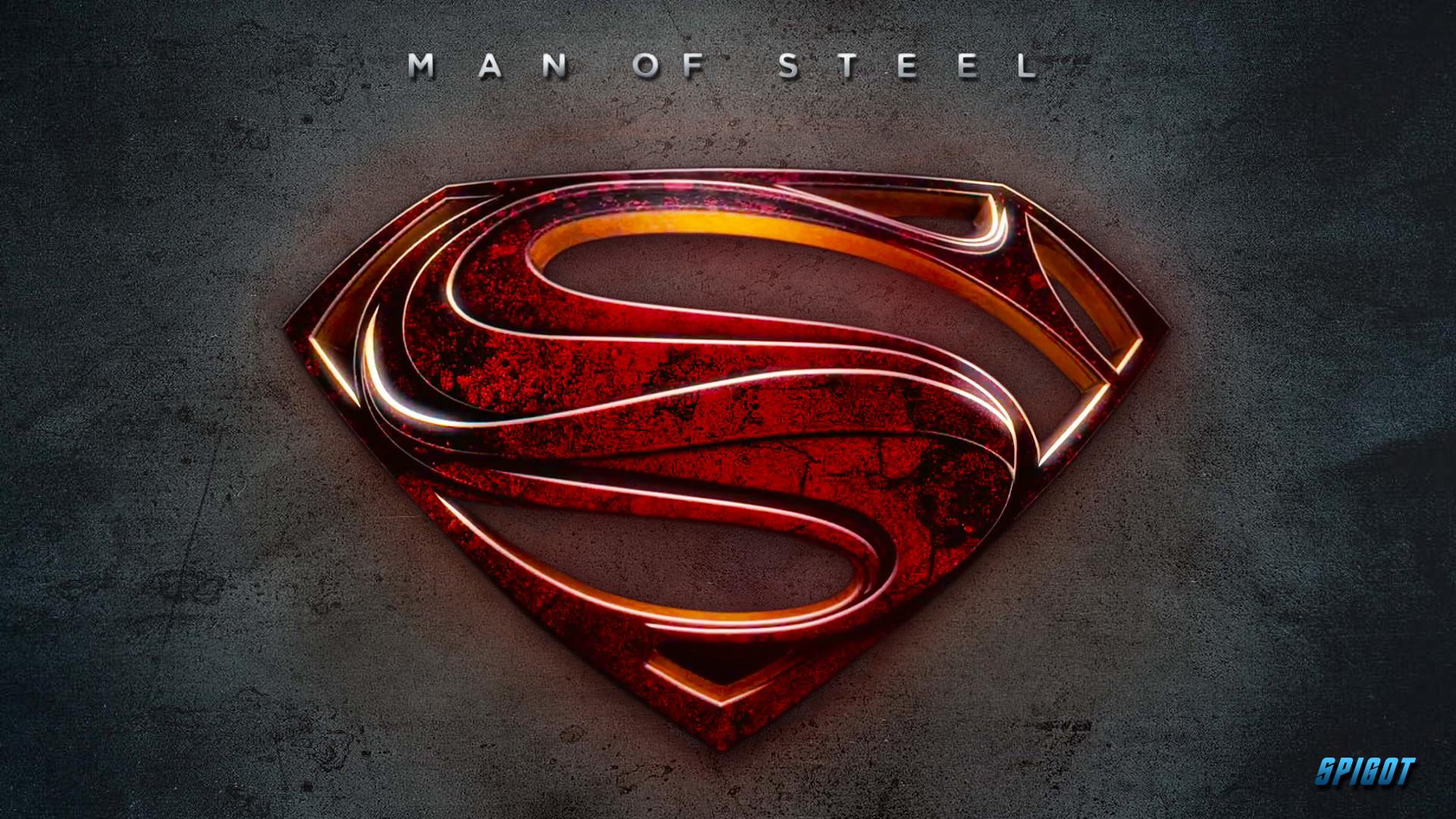 New Superman Logo Wallpaper Wallpapertag