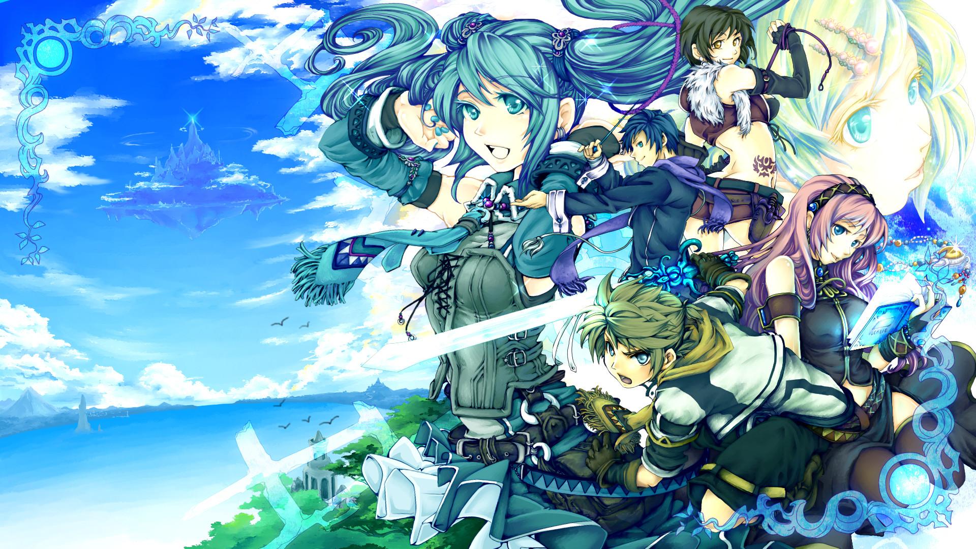 Image Result For Anime Wallpaper Vocaloida