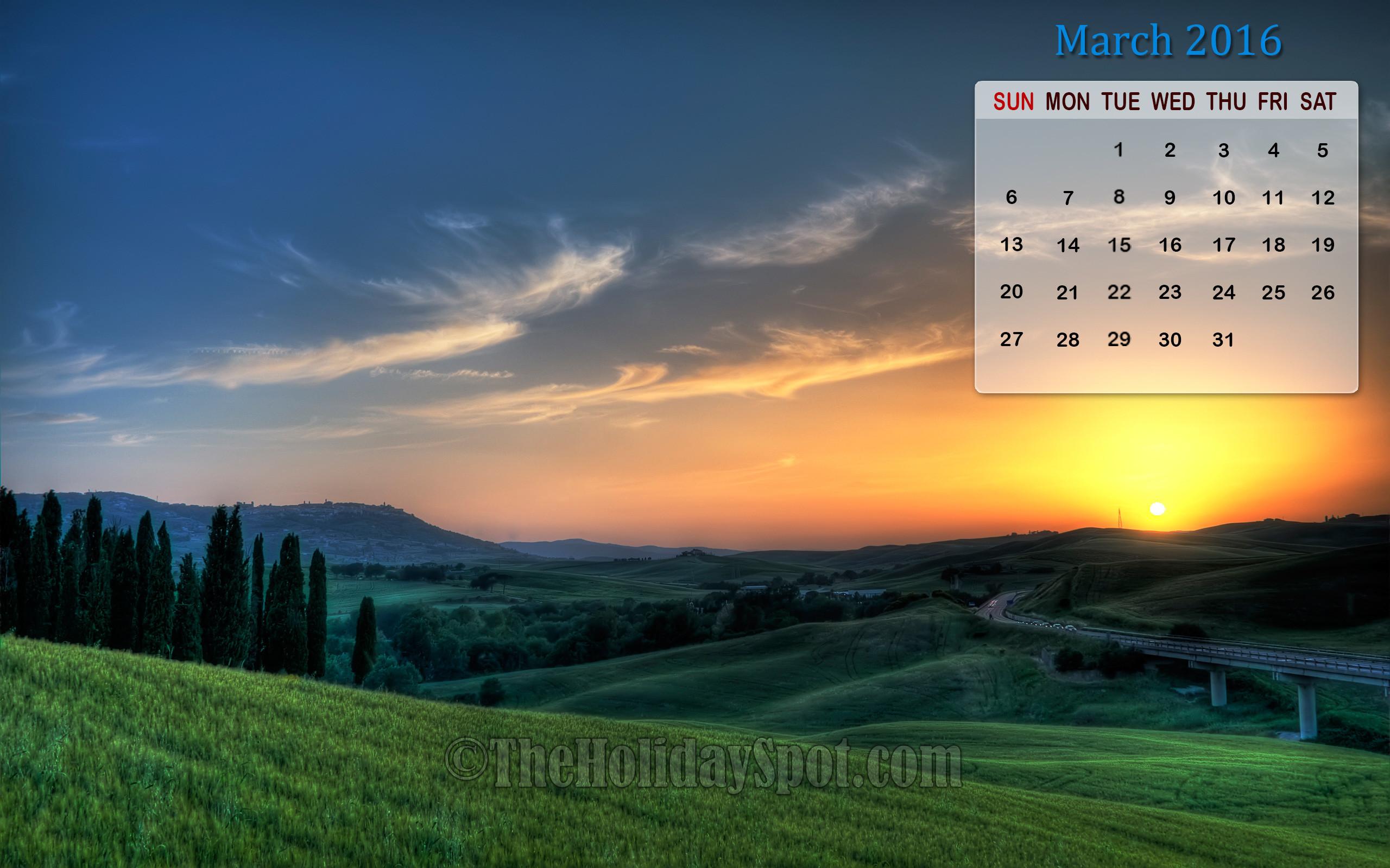 March Calendar Wallpaper Hd : Desktop wallpapers calendar april ·①
