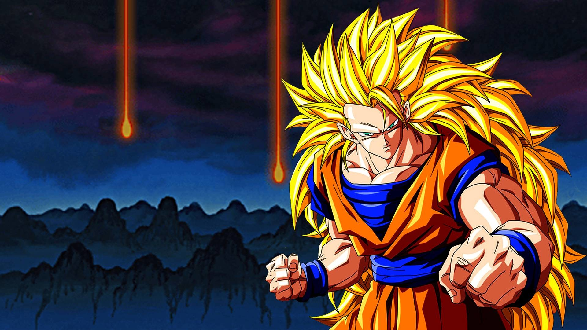 Dragon Ball Z Goku Wallpaper Wallpapertag