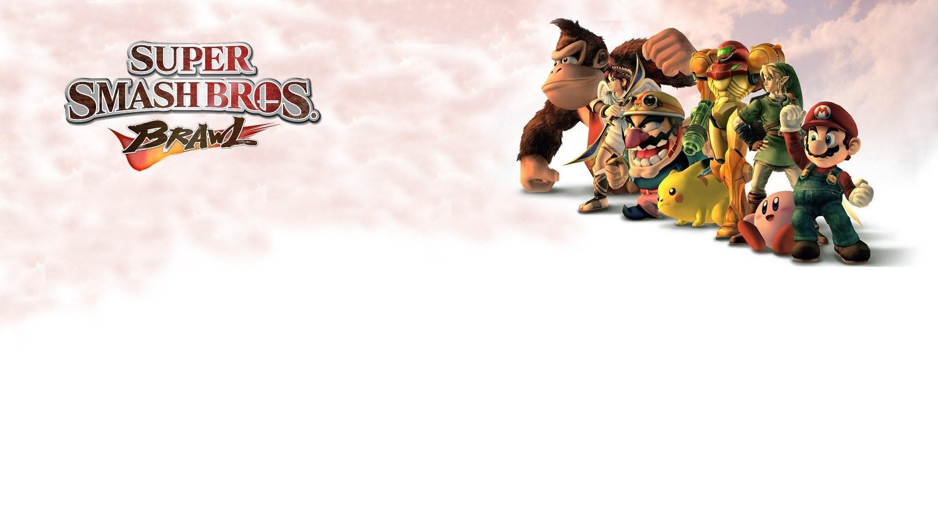 Super Smash Bros Brawl Wallpaper Wallpapertag