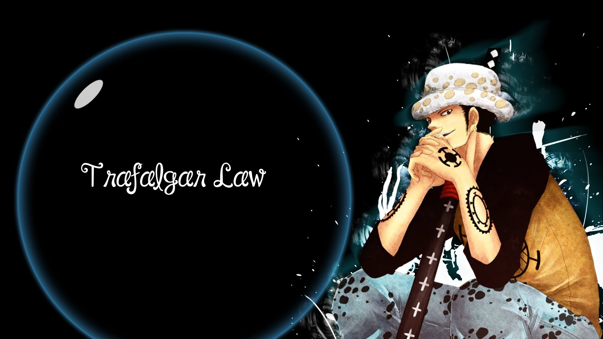 trafalgar law wallpaper