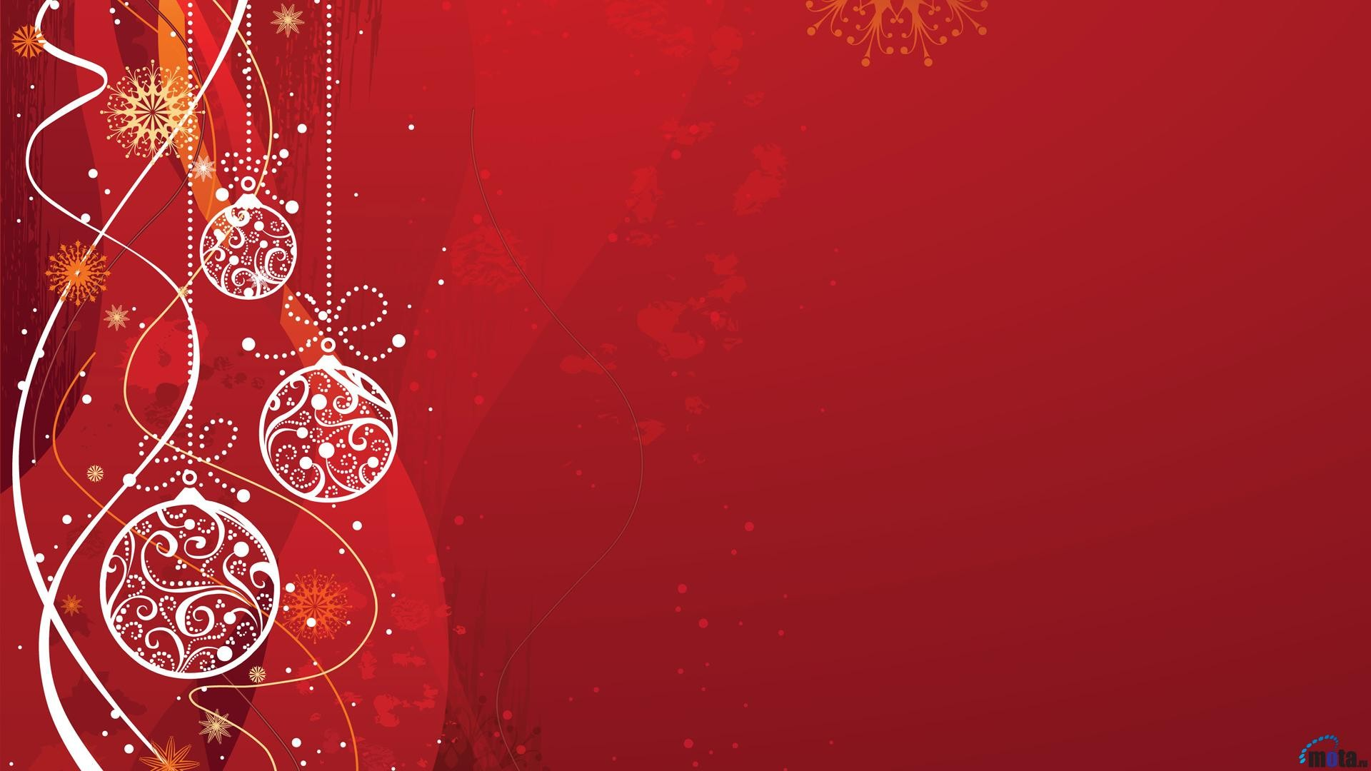 Red Christmas Background Download Free Hd Wallpapers For