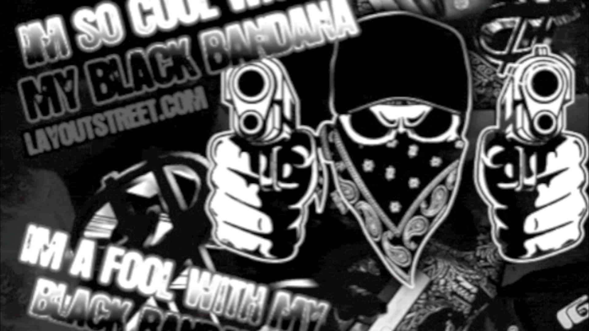 Black Bandana Wallpapers ·①