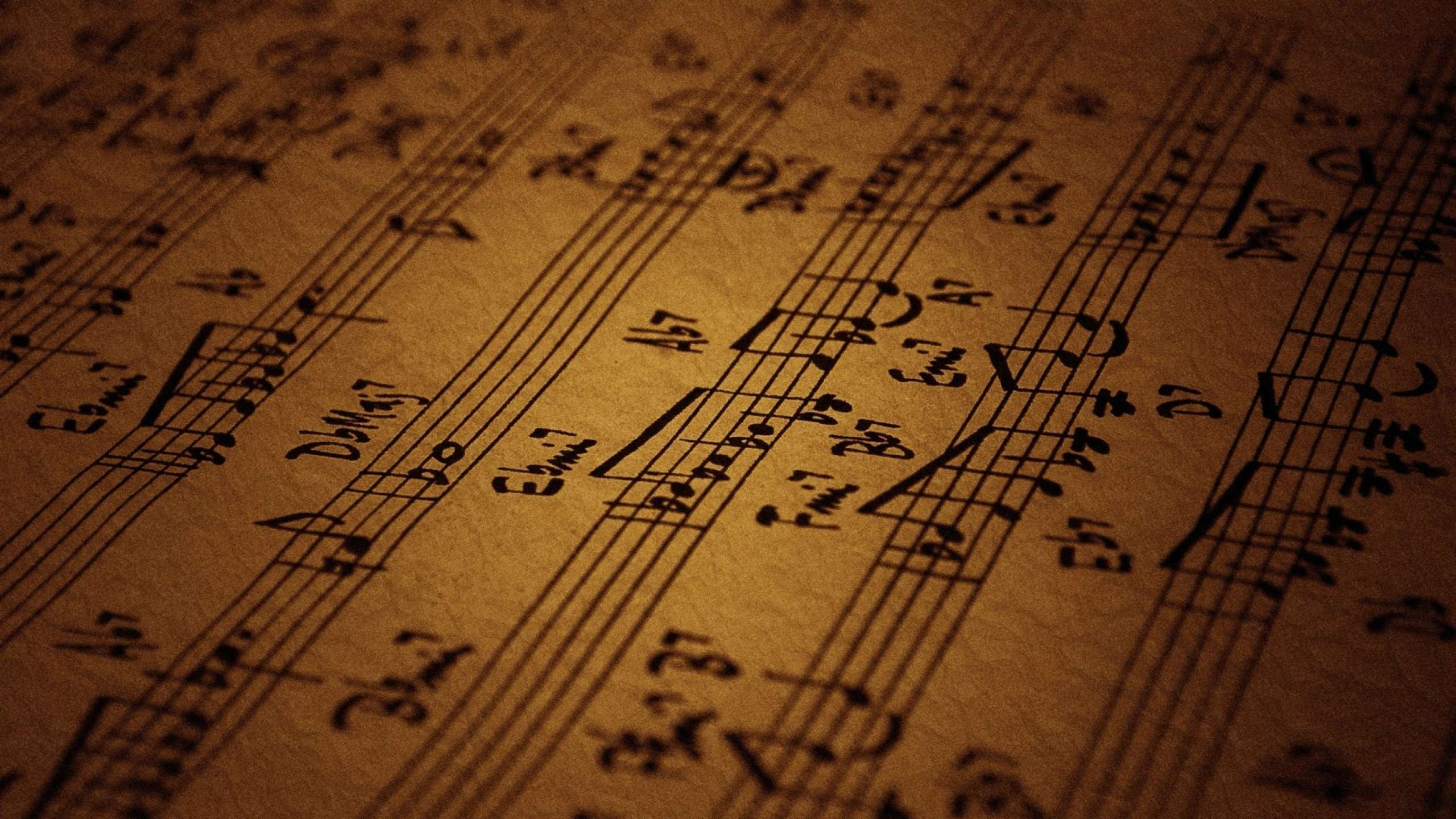 Music Notes Wallpaper Download Free High Resolution