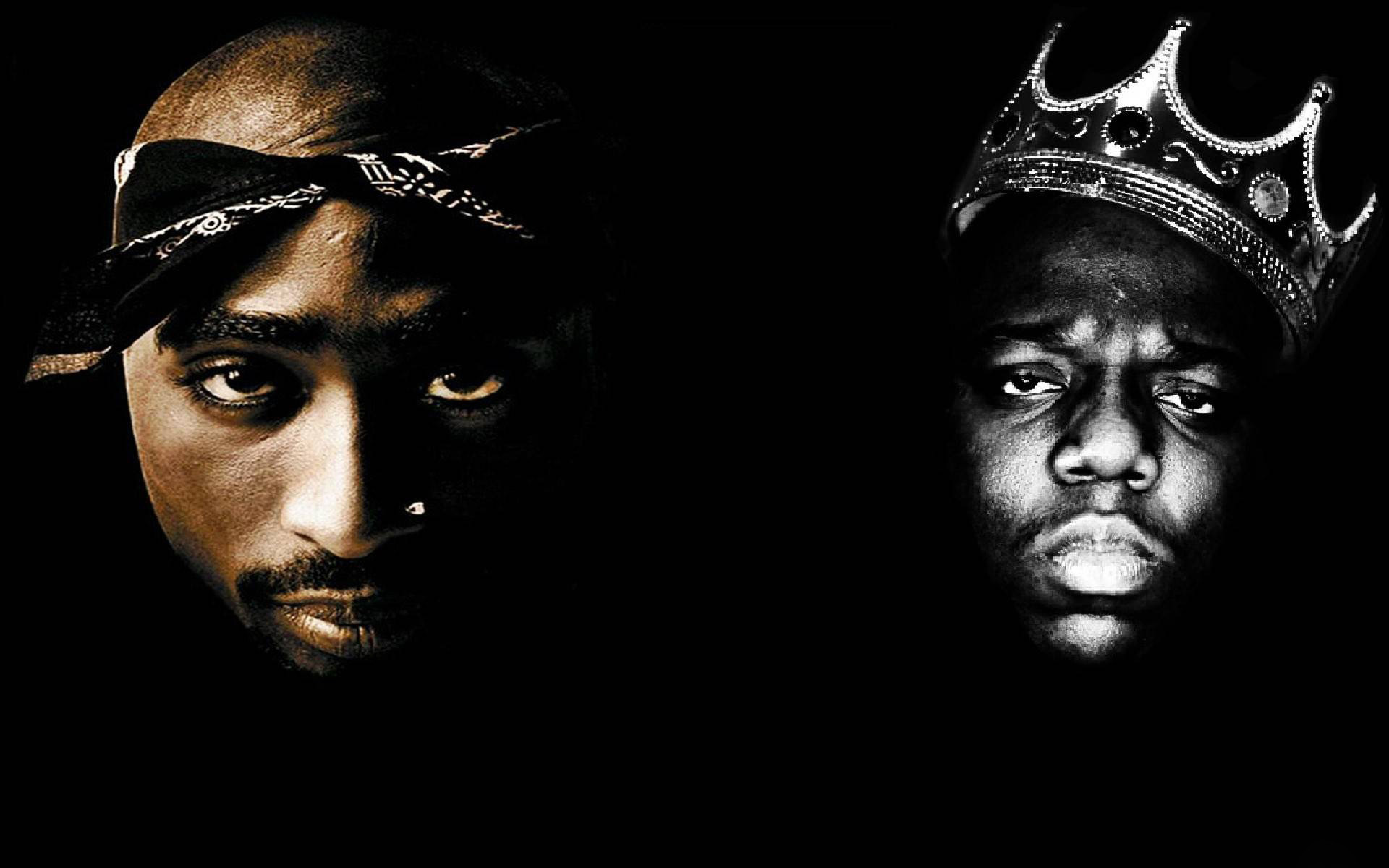 Biggie and tupac pictures
