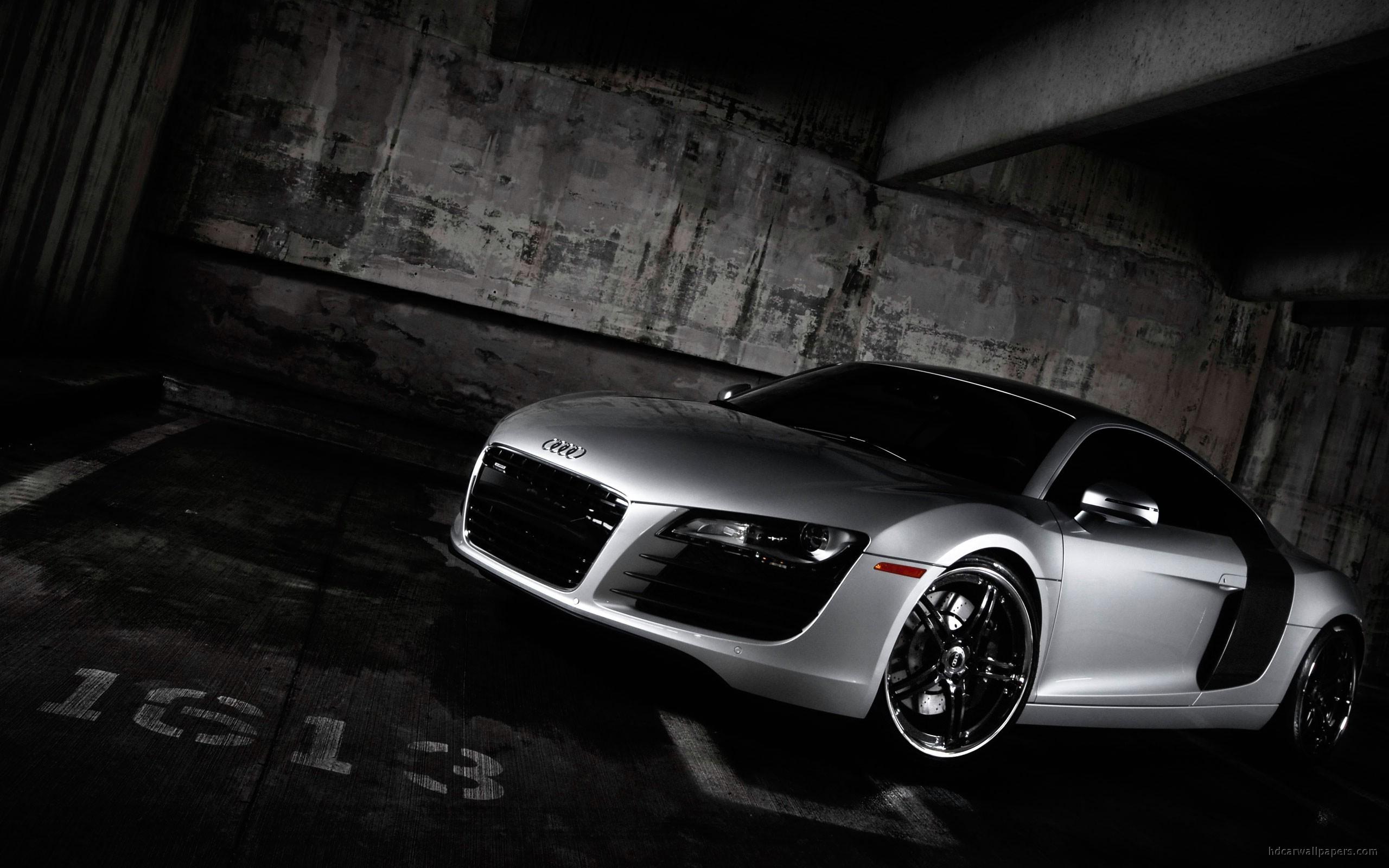Beau Audi ...