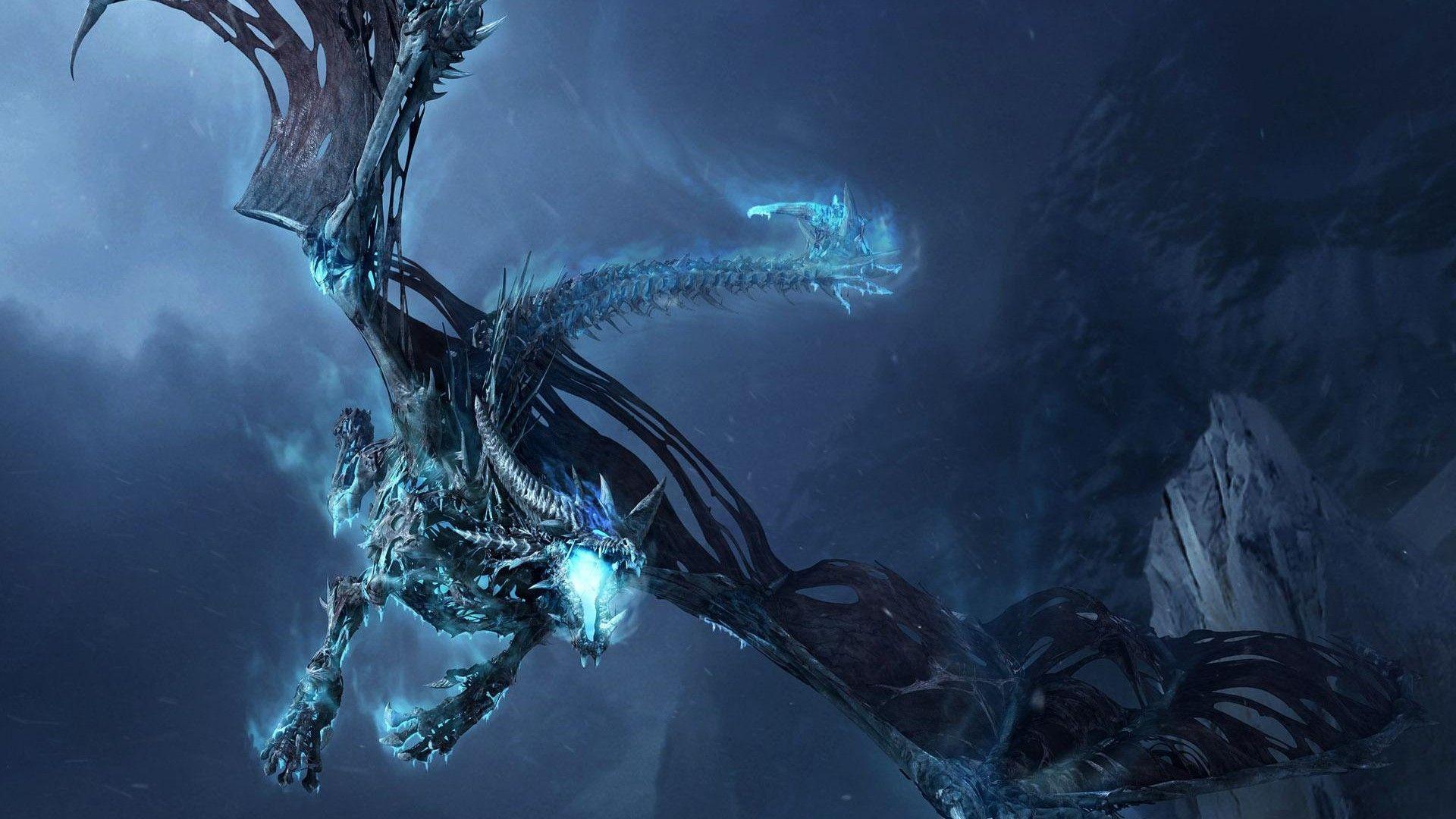 1080p Dragon Background Wallpaper