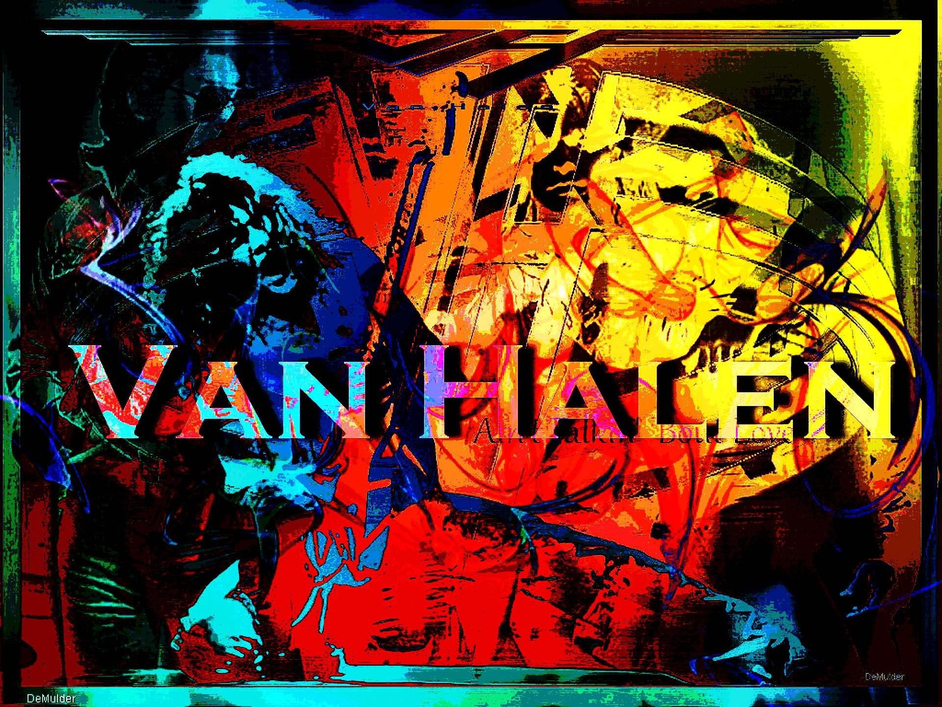 Van Halen Wallpapers ·① WallpaperTag
