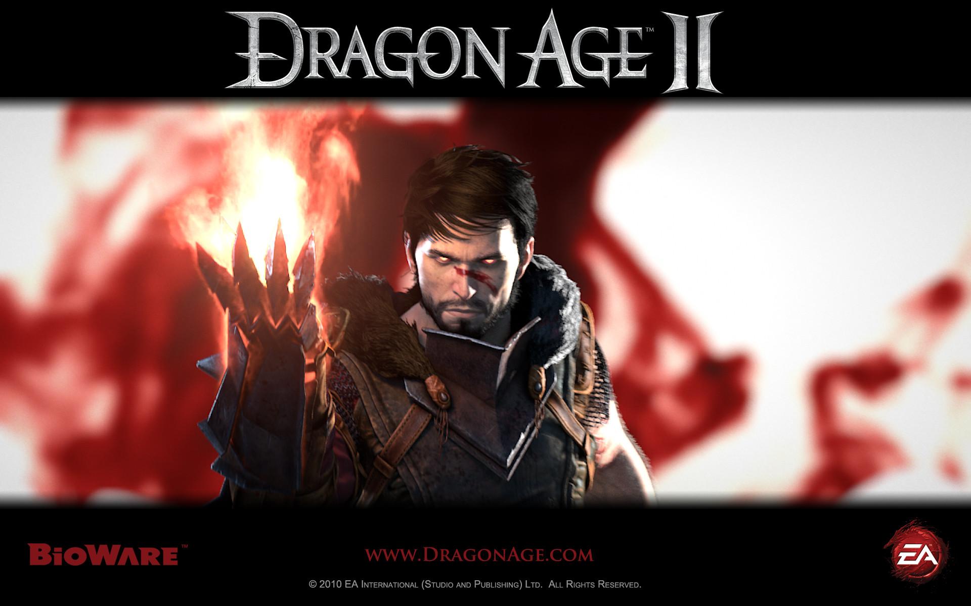 Dragon Age 2 Wallpaper Wallpapertag