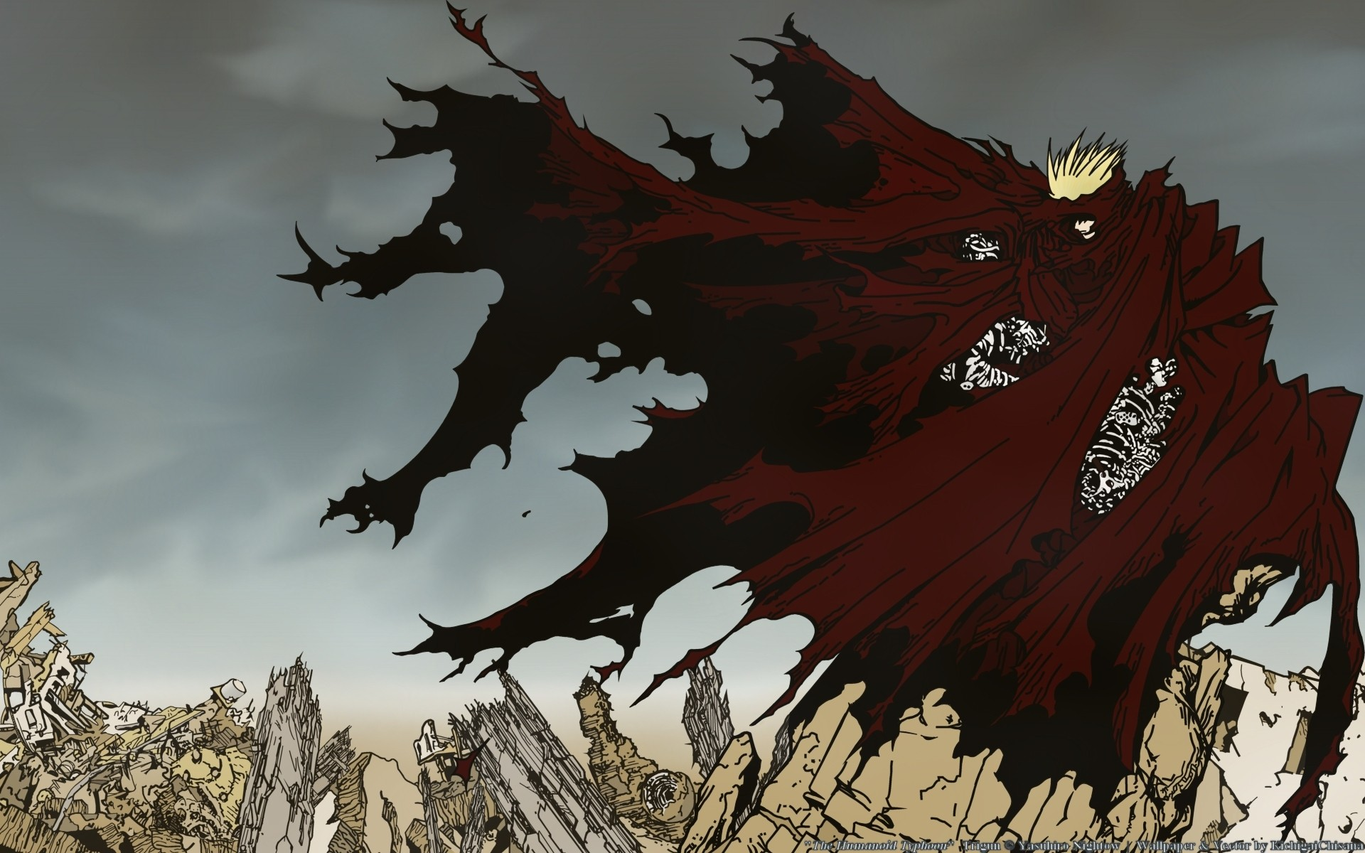 trigun wallpaper  u00b7 u2460 download free full hd backgrounds for