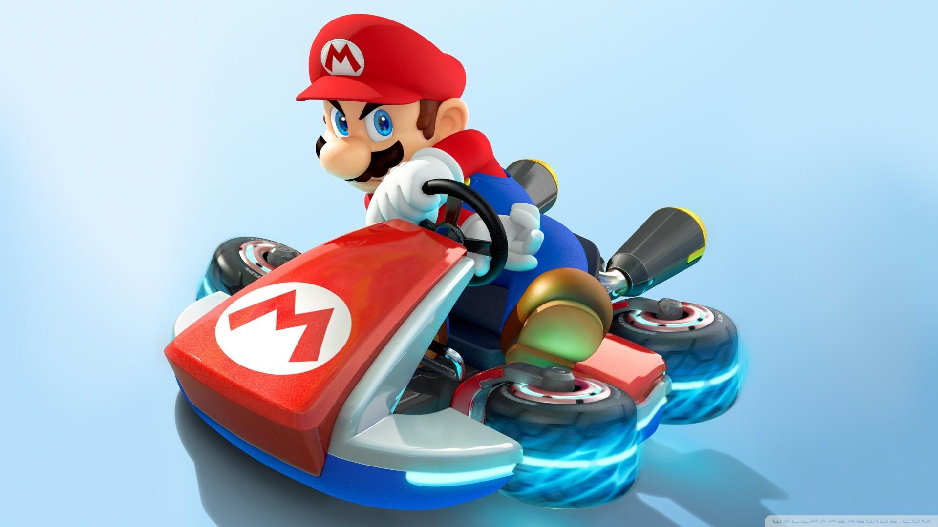 Mario Kart Wallpaper Wallpapertag