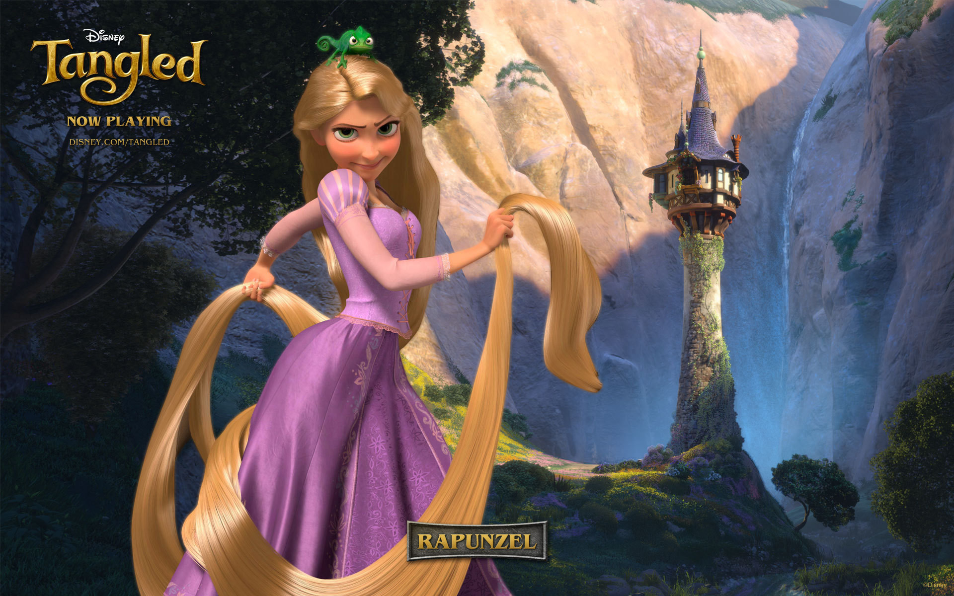 Rapunzel Wallpaper Wallpapertag