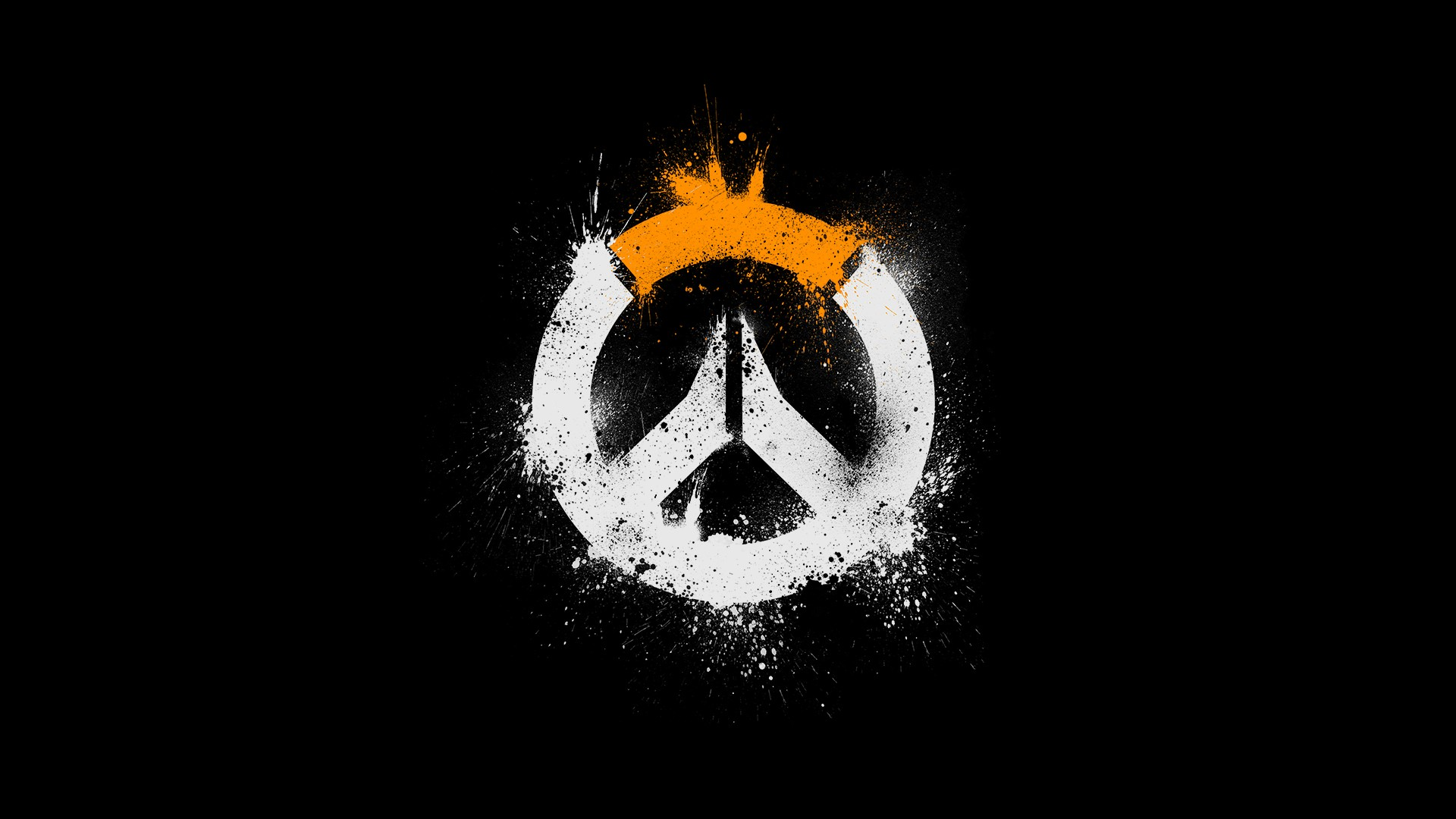 Overwatch Logo wallpaper ·① Download free cool HD ...