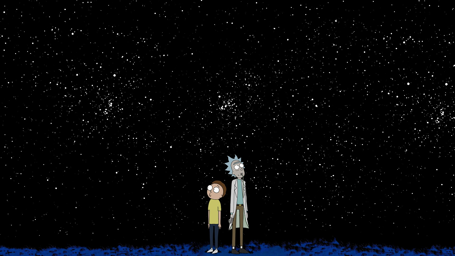 Rick And Morty Wallpaper Download Free Hd Wallpapers Of Rick