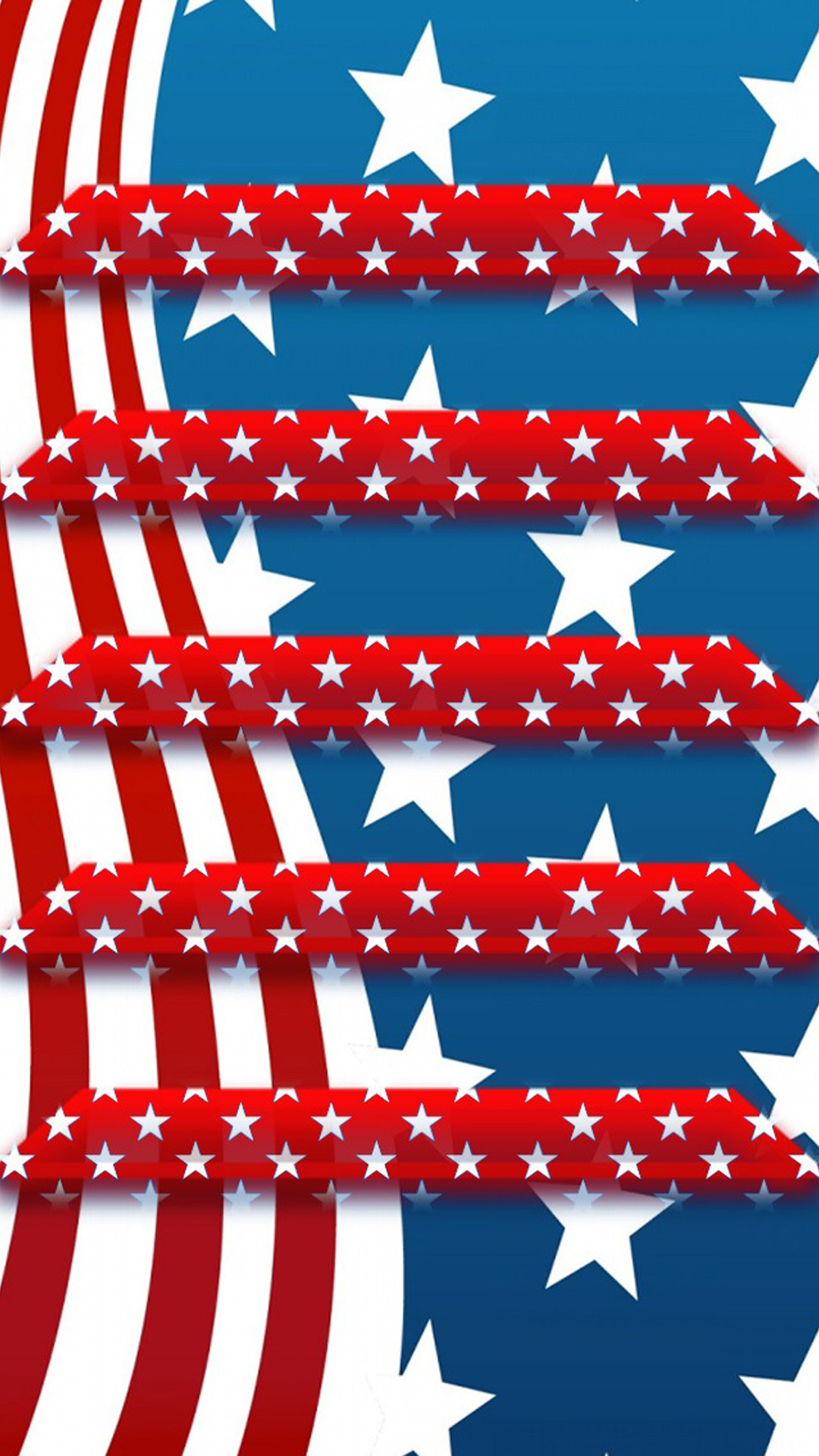 Red White and Blue Backgrounds ·① WallpaperTag