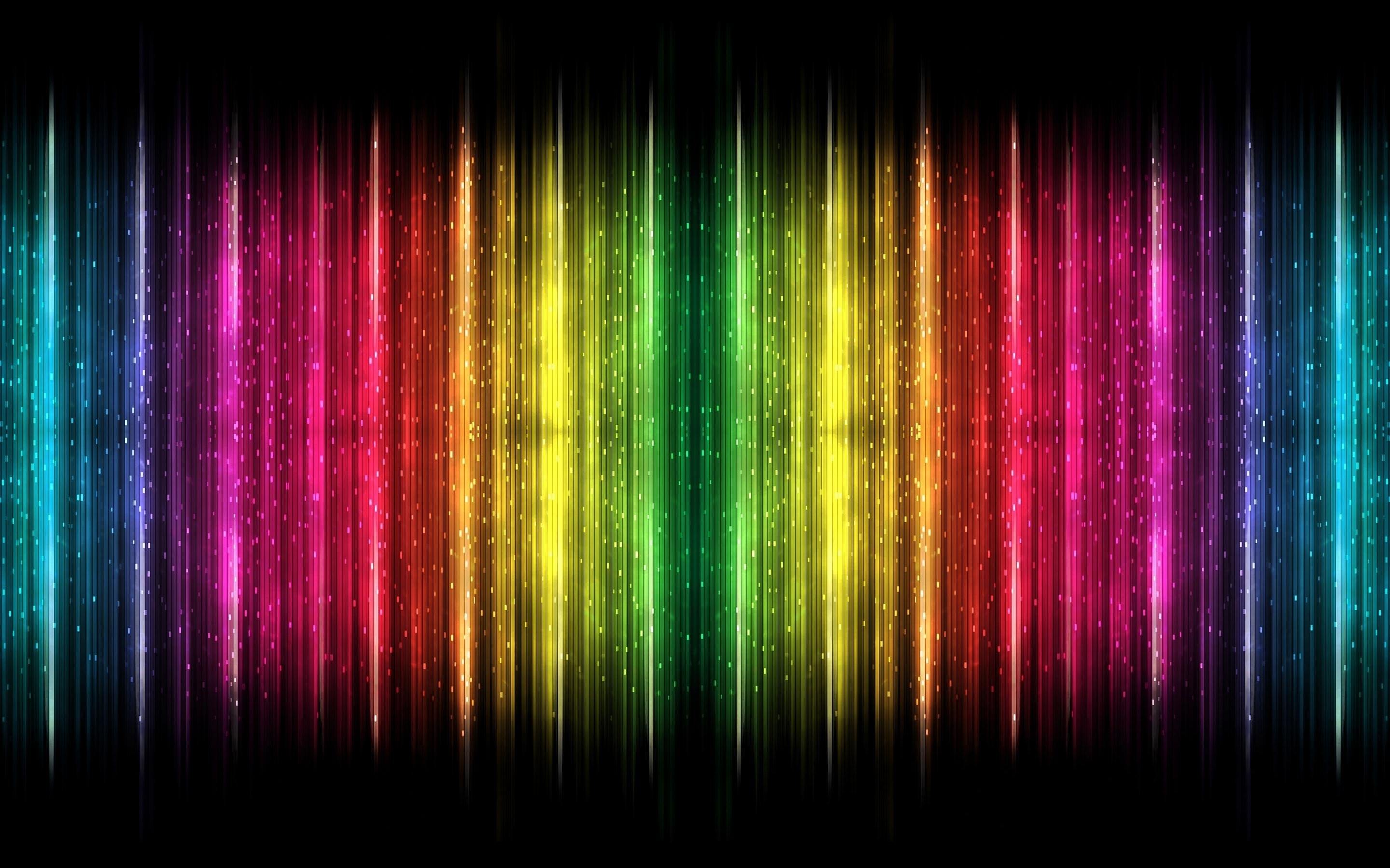 Abstract Wallpaper For Tablet Pc Background: Cool Rainbow Abstract Backgrounds ·① WallpaperTag