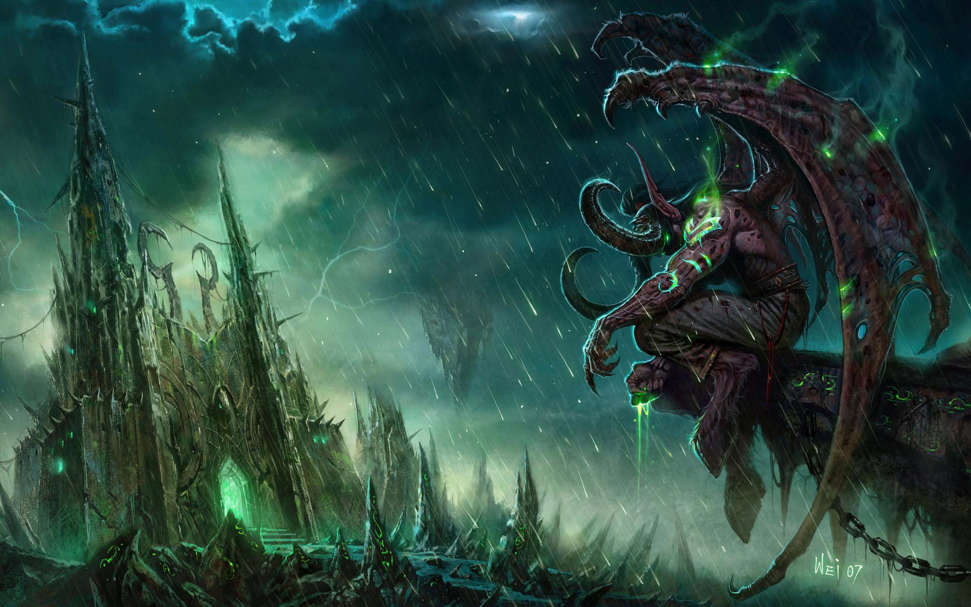 HD Fantasy Wallpapers 1080p