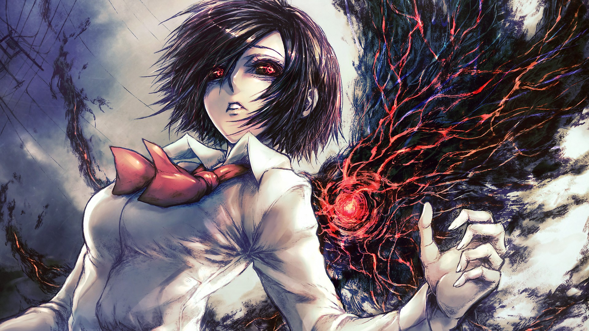 Tokyo ghoul wallpaper hd download free cool backgrounds - Tokyo anime wallpaper ...