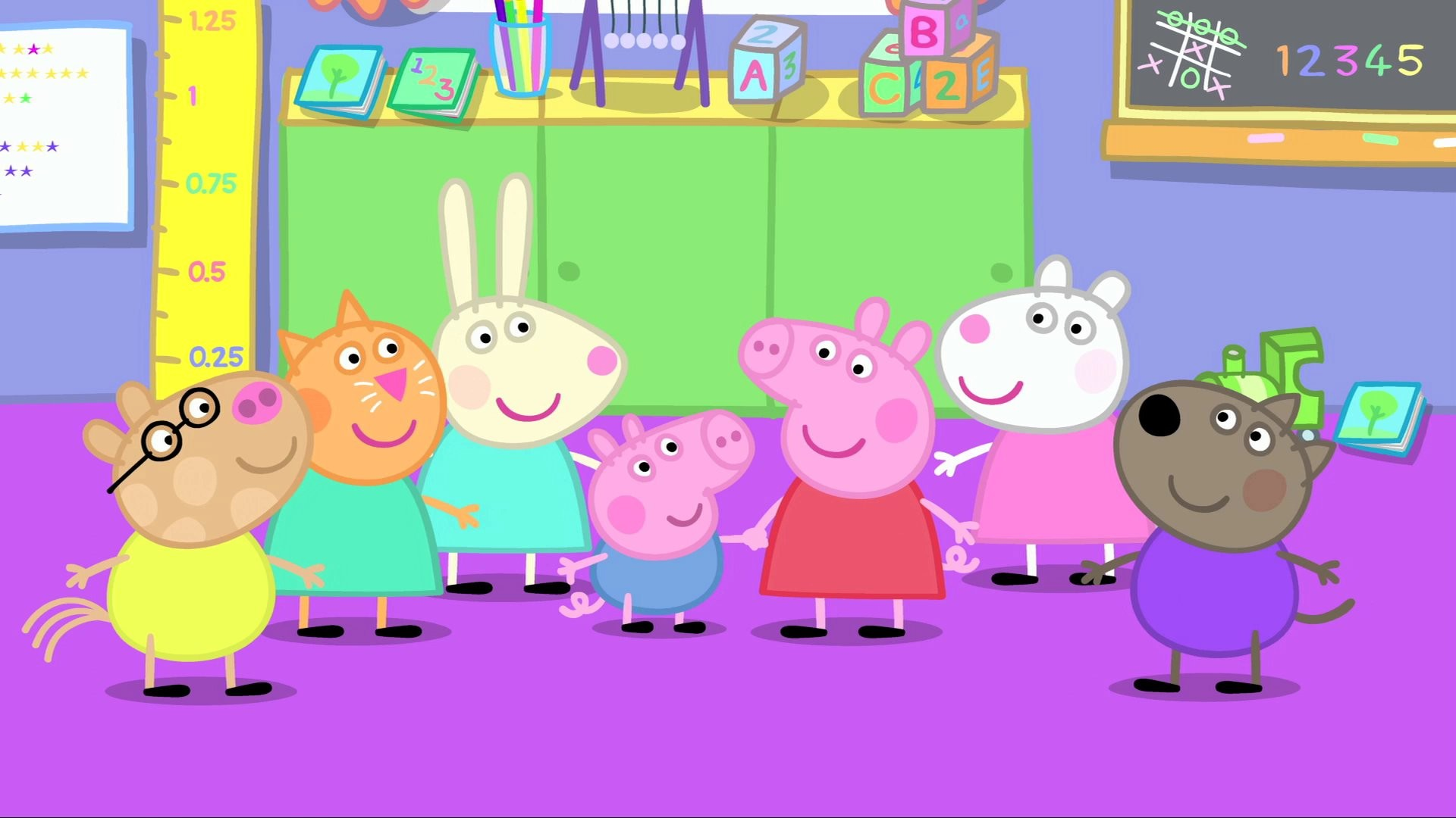Peppa Pig Wallpapers ·① WallpaperTag