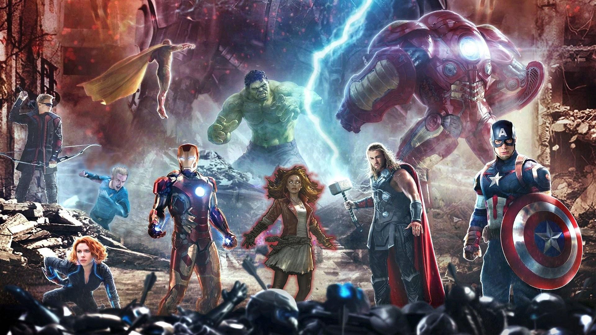 Avengers  № 1390900 бесплатно