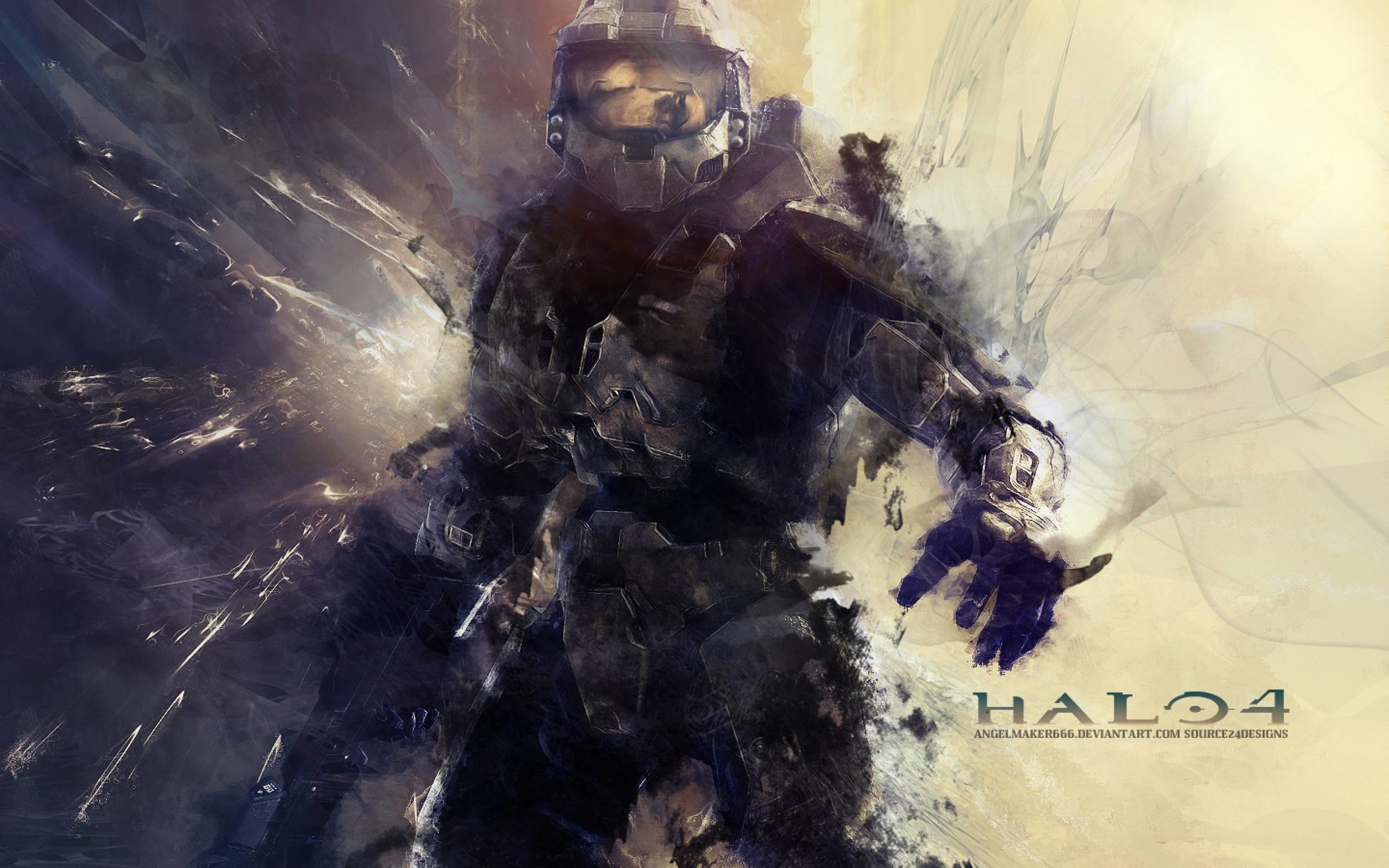 hd halo wallpaper