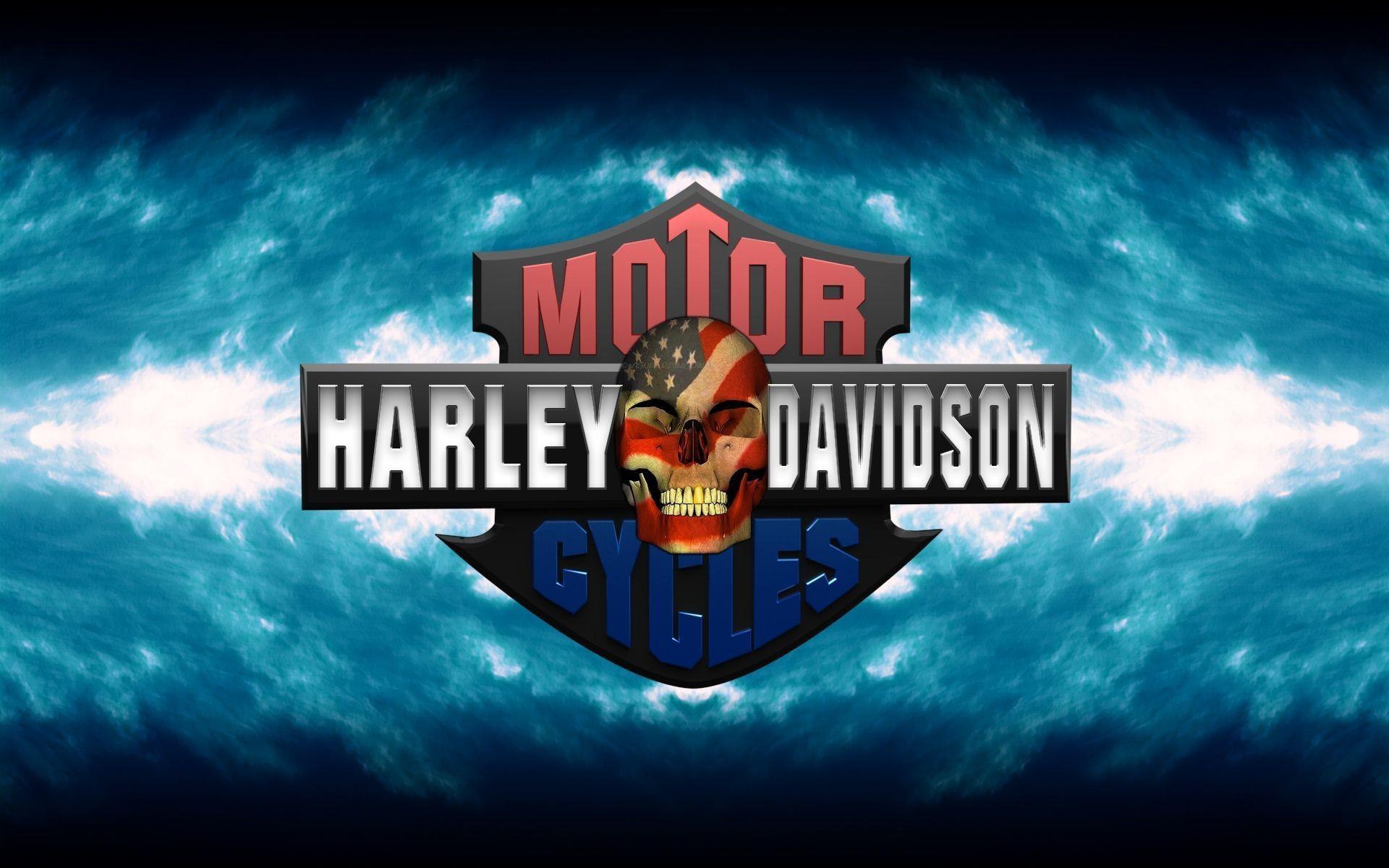 Harley Davidson Logo Wallpaper ·① WallpaperTag