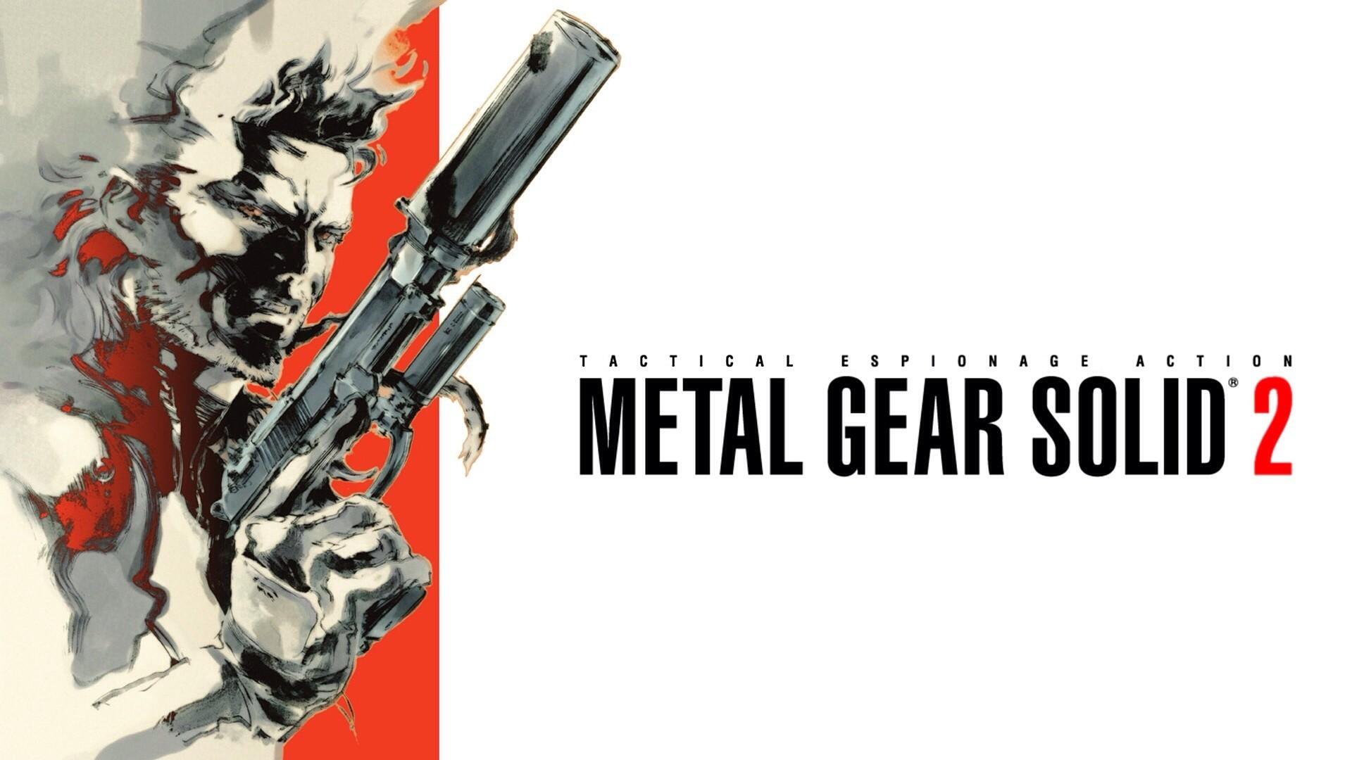 Metal Gear Solid 2 Wallpaper Wallpapertag