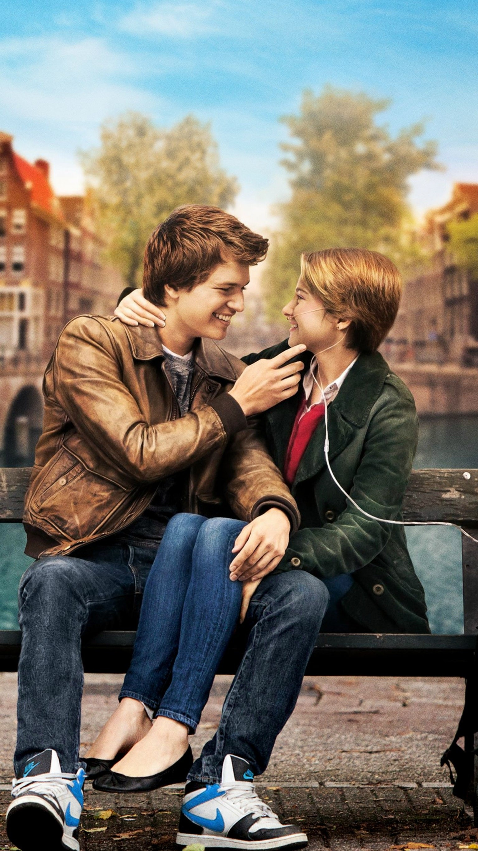 the fault in our stars - HD1536×2732